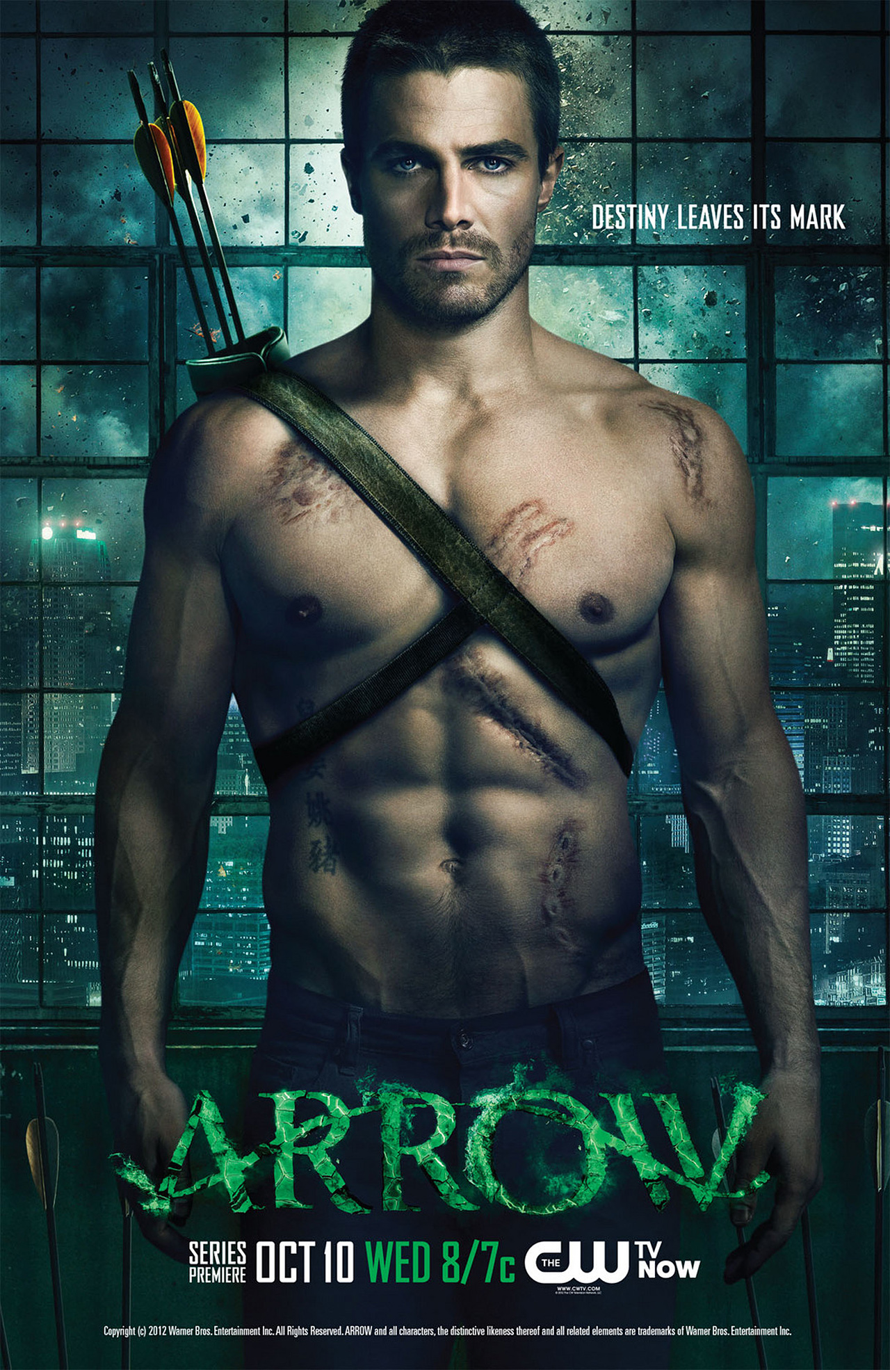 Read online Arrow [II] comic -  Issue #3 - 24