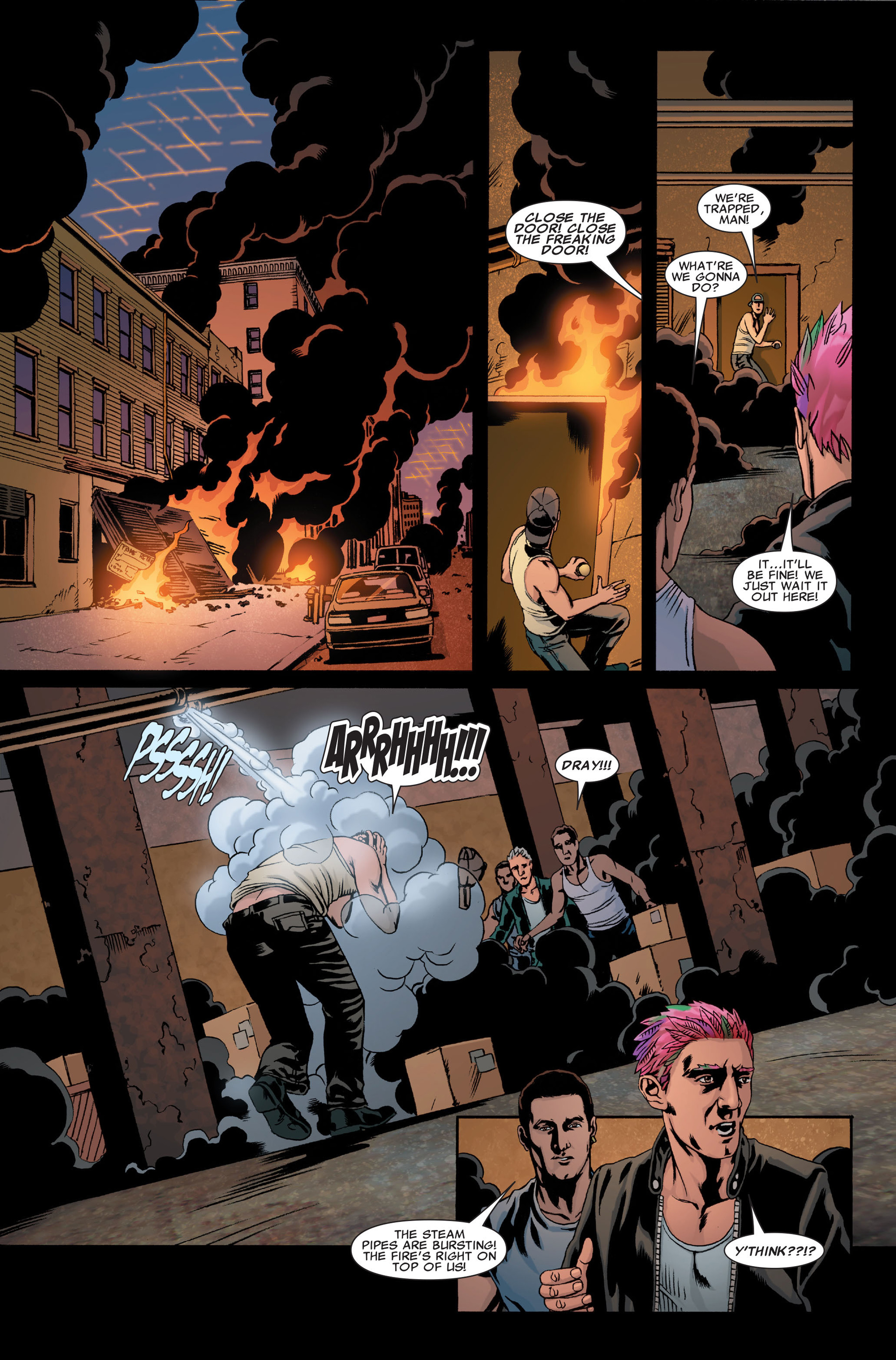 Read online X-Factor (2006) comic -  Issue #31 - 12