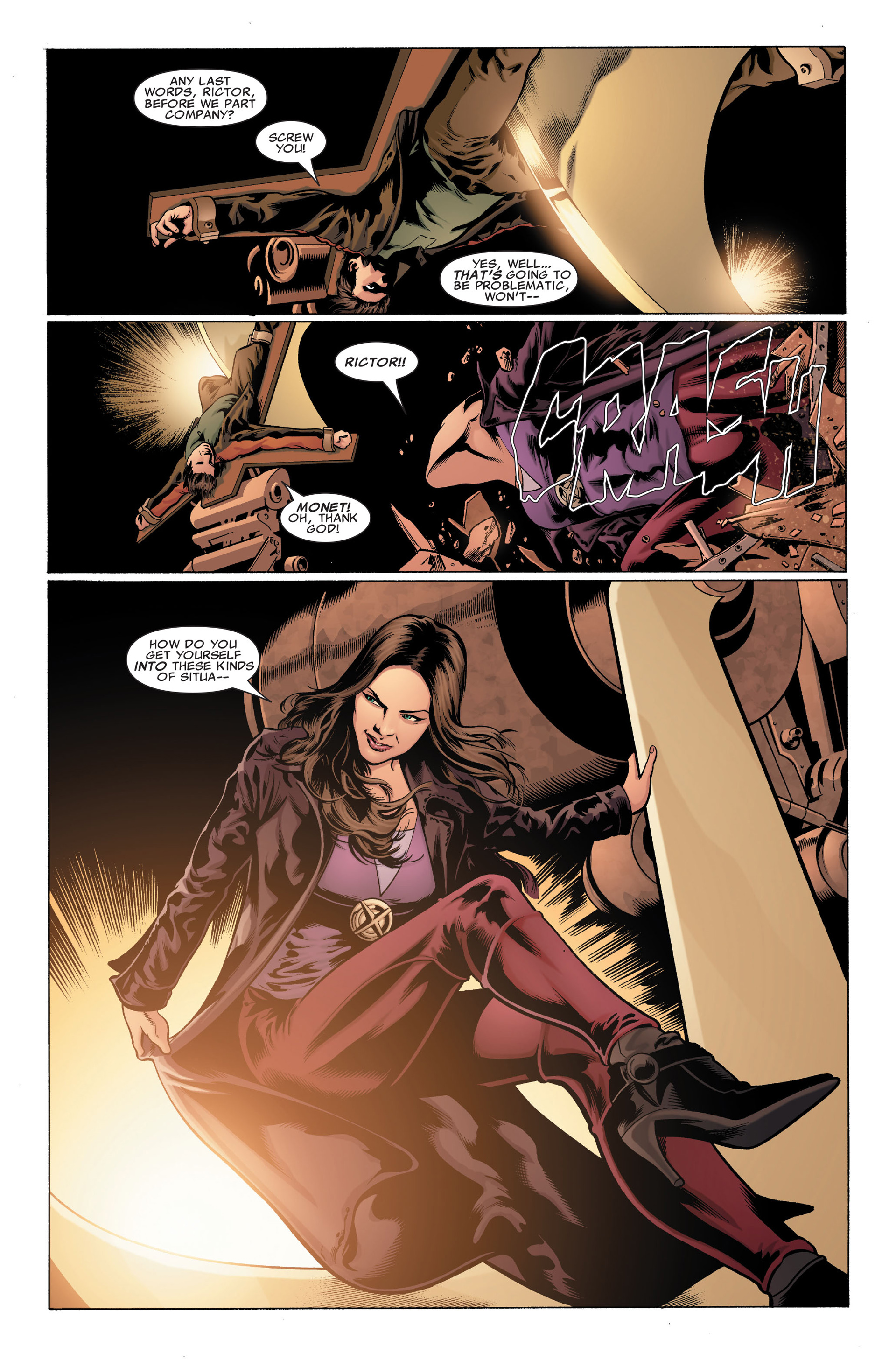 Read online X-Factor (2006) comic -  Issue #30 - 3