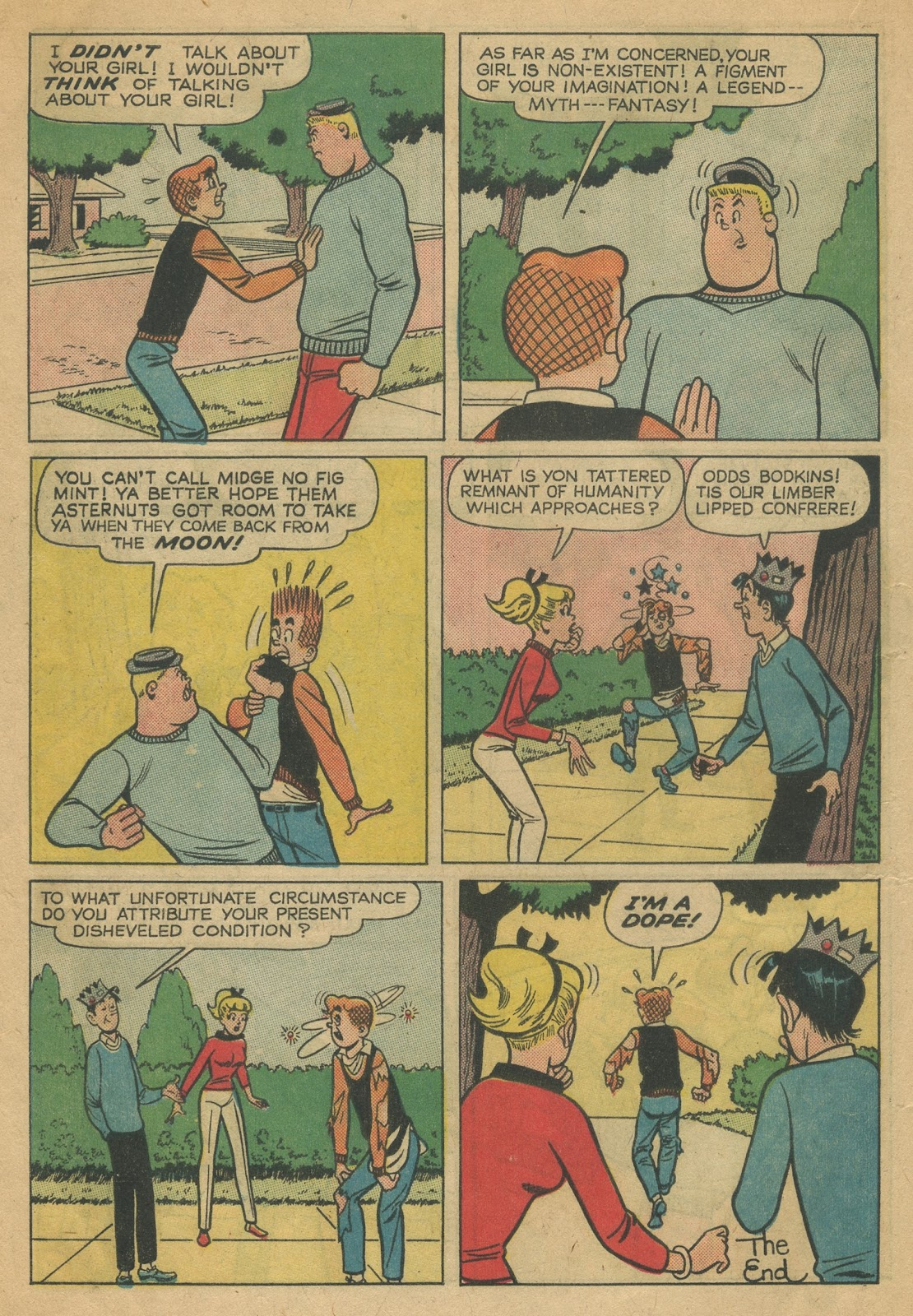 Read online Archie (1960) comic -  Issue #152 - 18