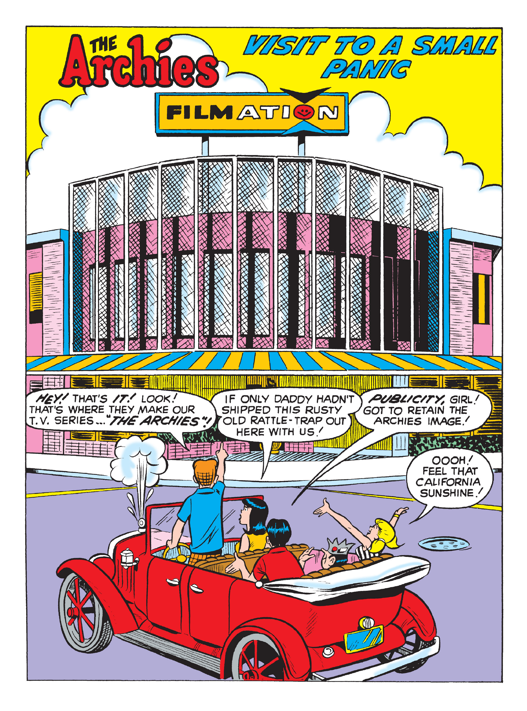 Read online Archie 1000 Page Comics Blowout! comic -  Issue # TPB (Part 3) - 147
