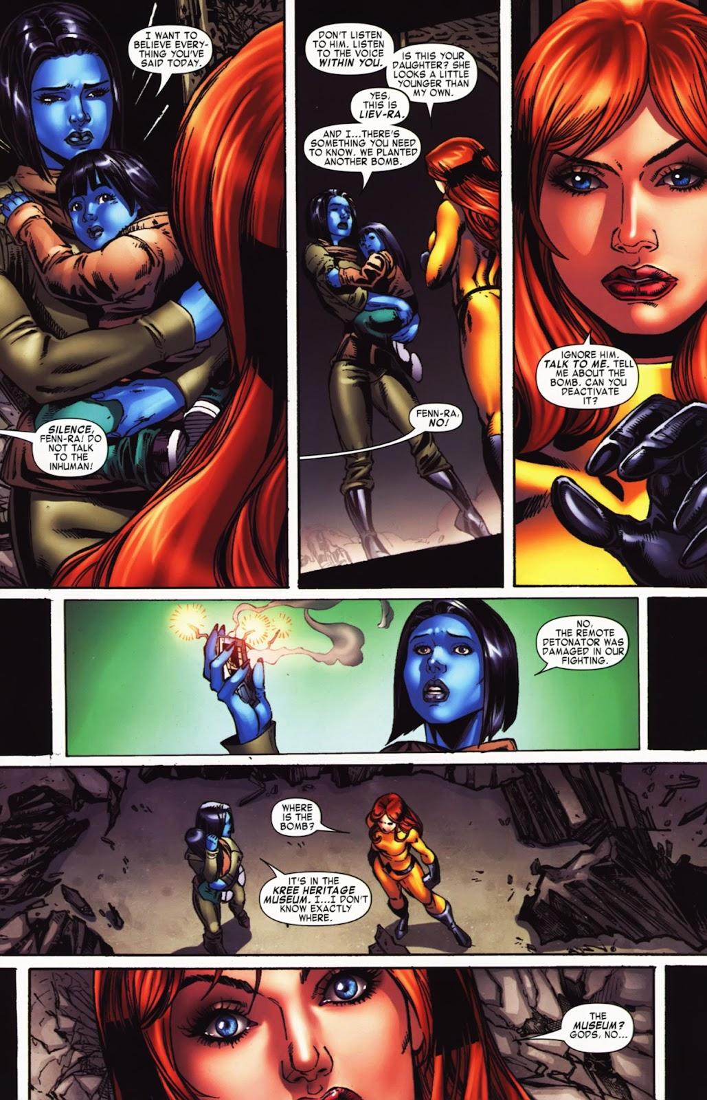 War of Kings: Warriors Issue #2 #2 - English 10