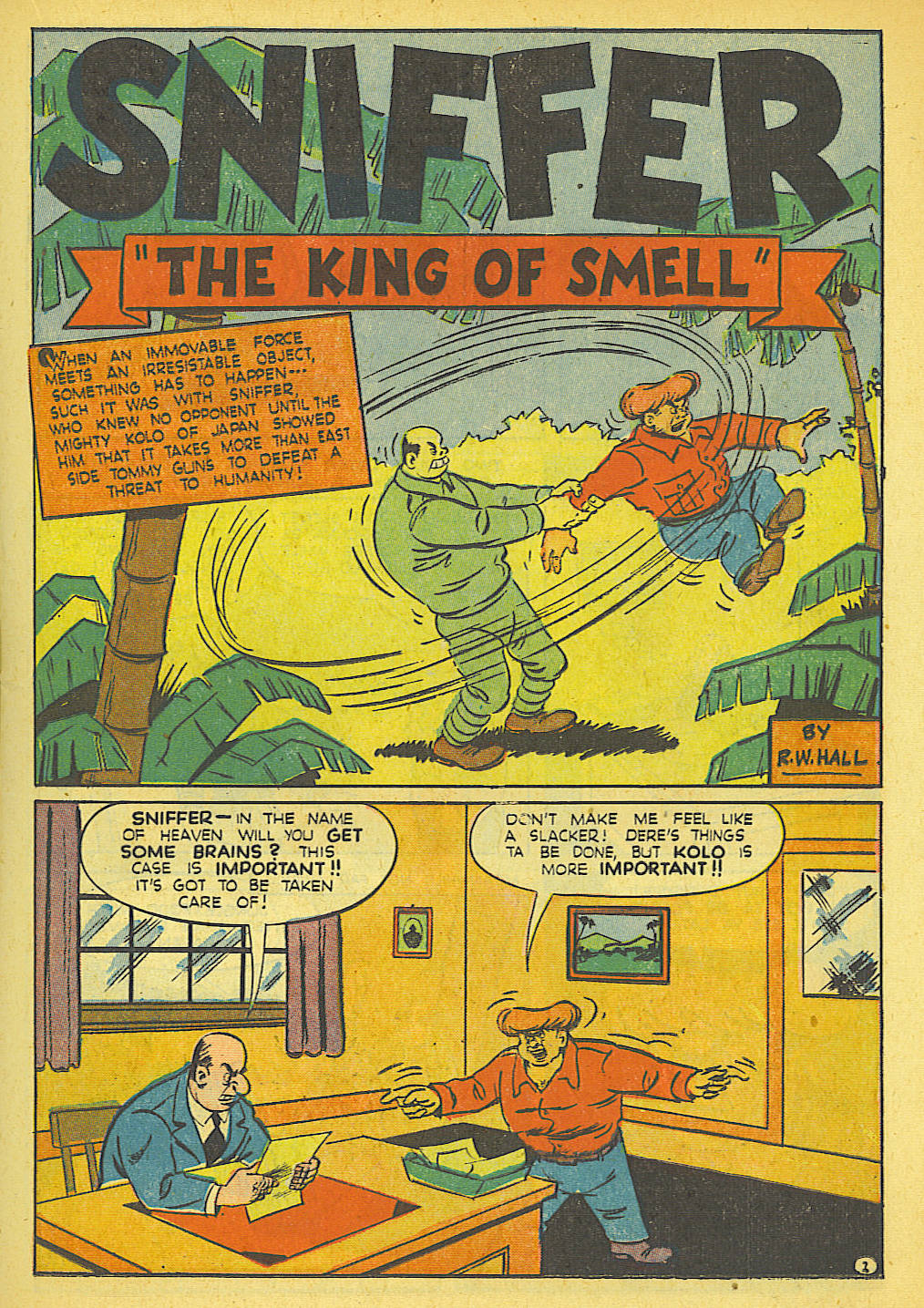Daredevil (1941) issue 21 - Page 25