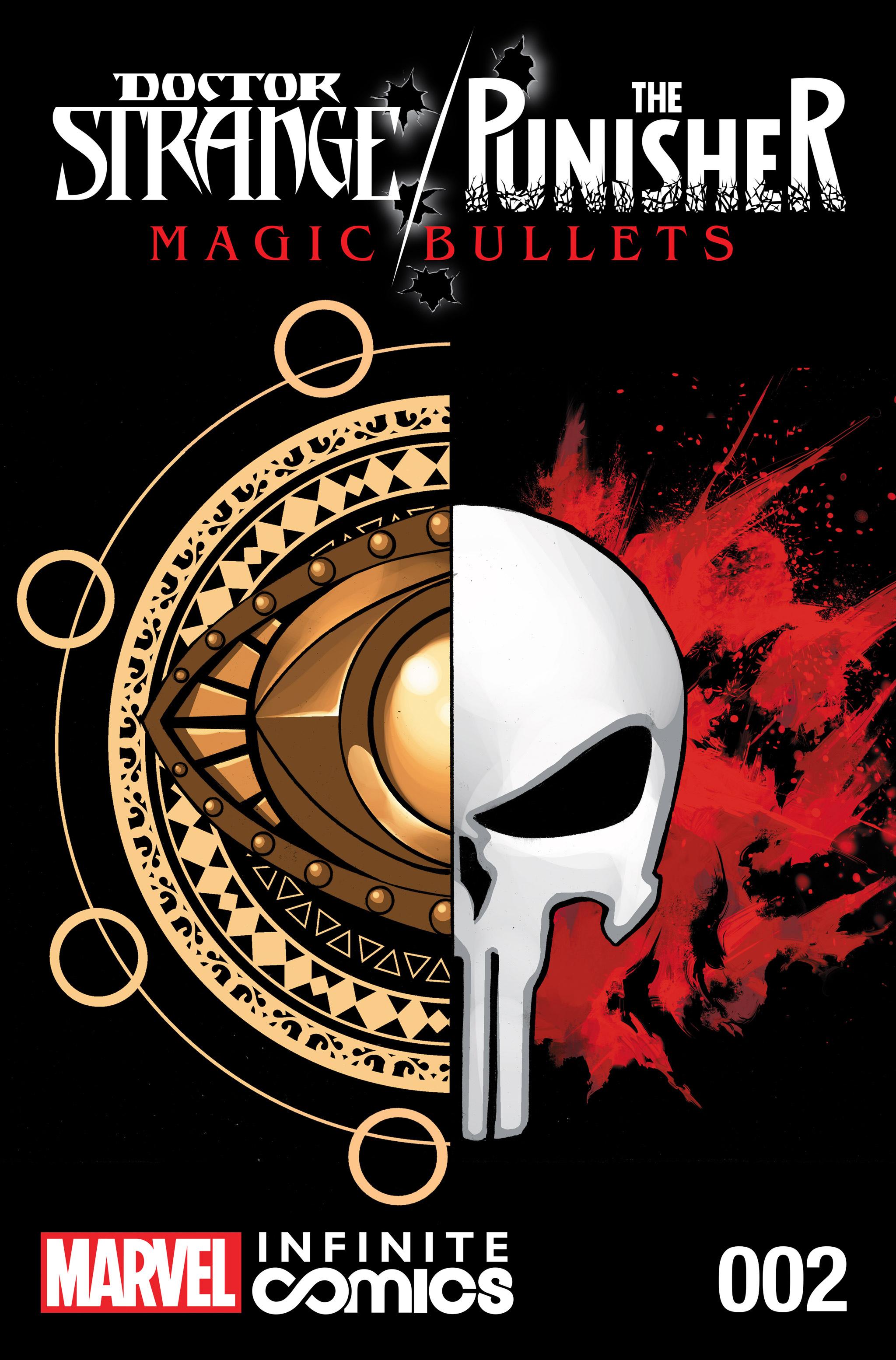 Doctor Strange/Punisher: Magic Bullets Infinite Comic 2 Page 1