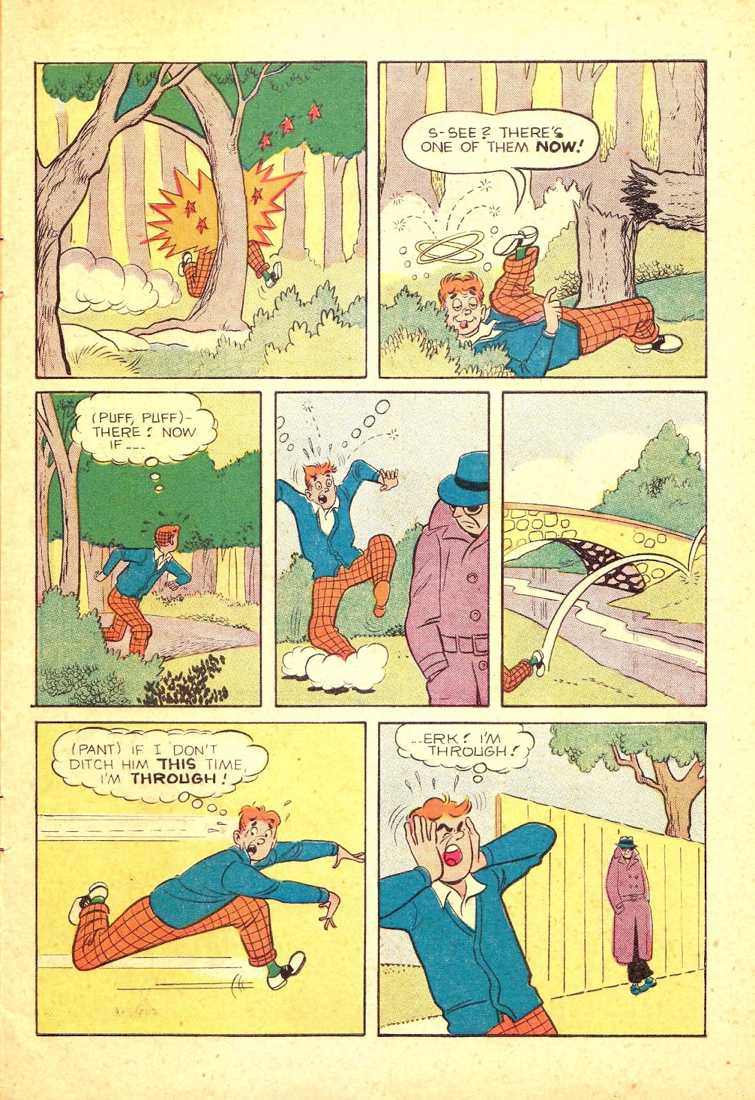 Read online Archie (1960) comic -  Issue #121 - 7