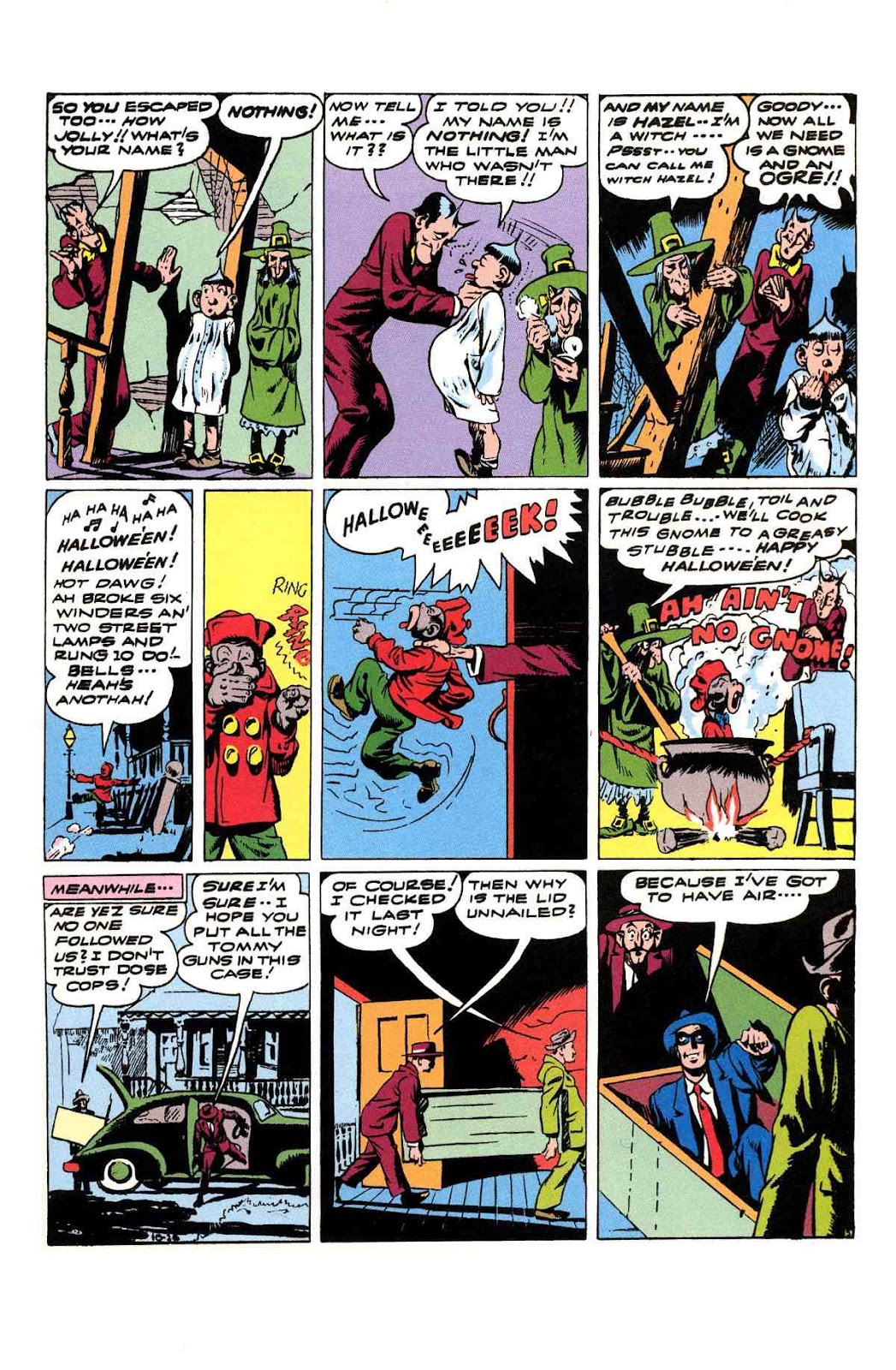 Read online Will Eisner's The Spirit Archives comic -  Issue # TPB 3 (Part 2) - 34