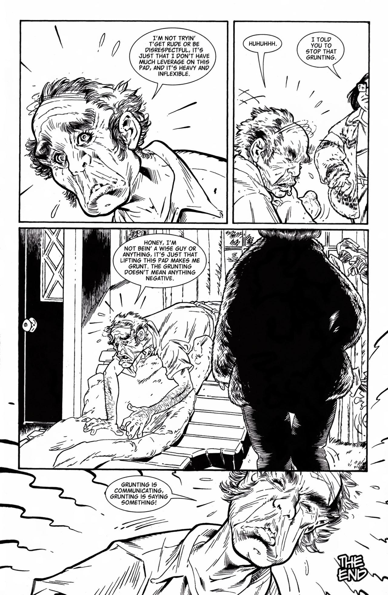 Read online American Splendor (2008) comic -  Issue #1 - 23