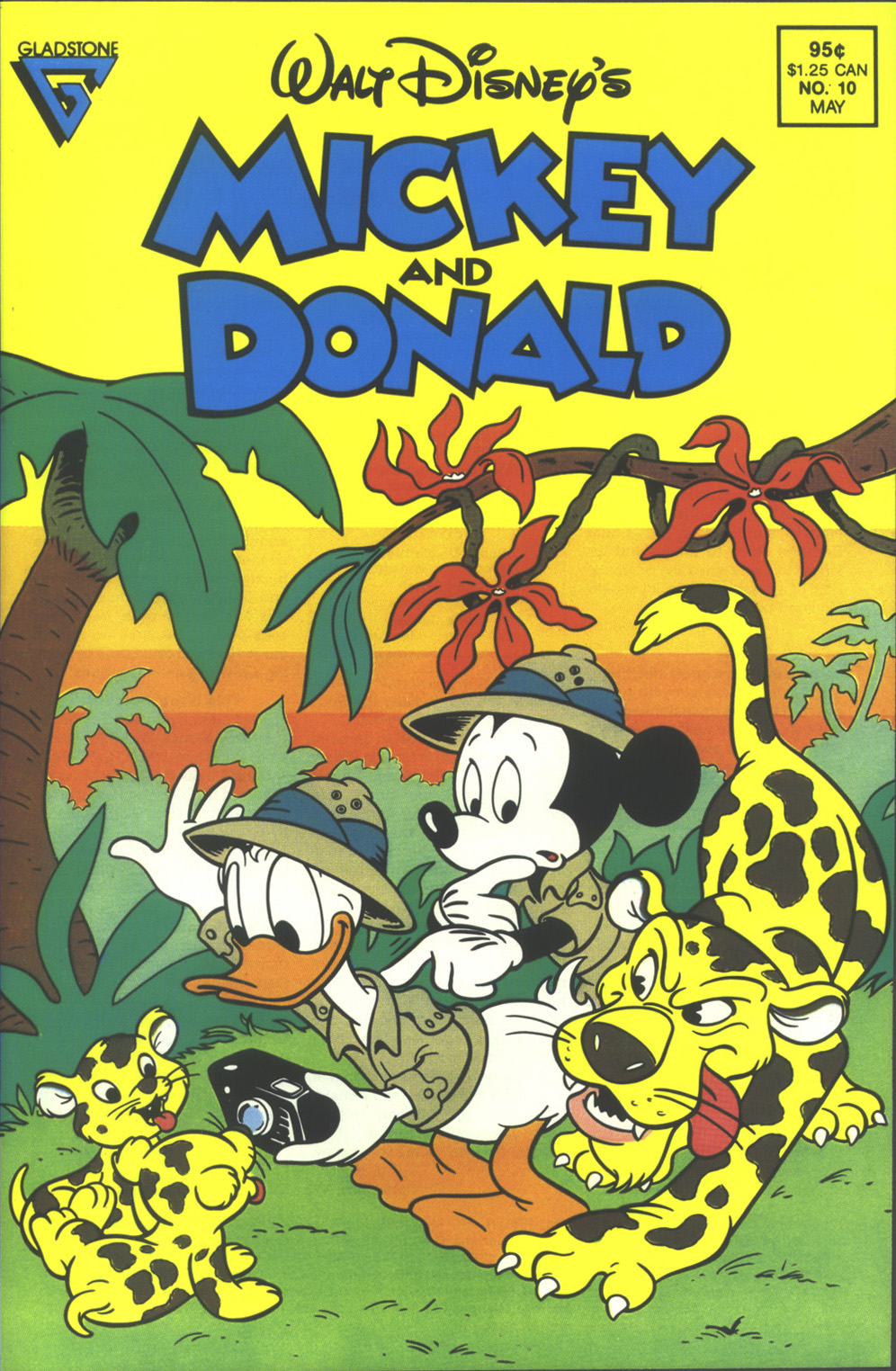 Walt Disneys Mickey and Donald issue 10 - Page 1