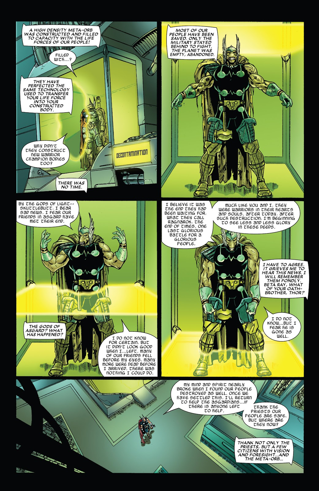 Read online Thor: Ragnaroks comic -  Issue # TPB (Part 3) - 94