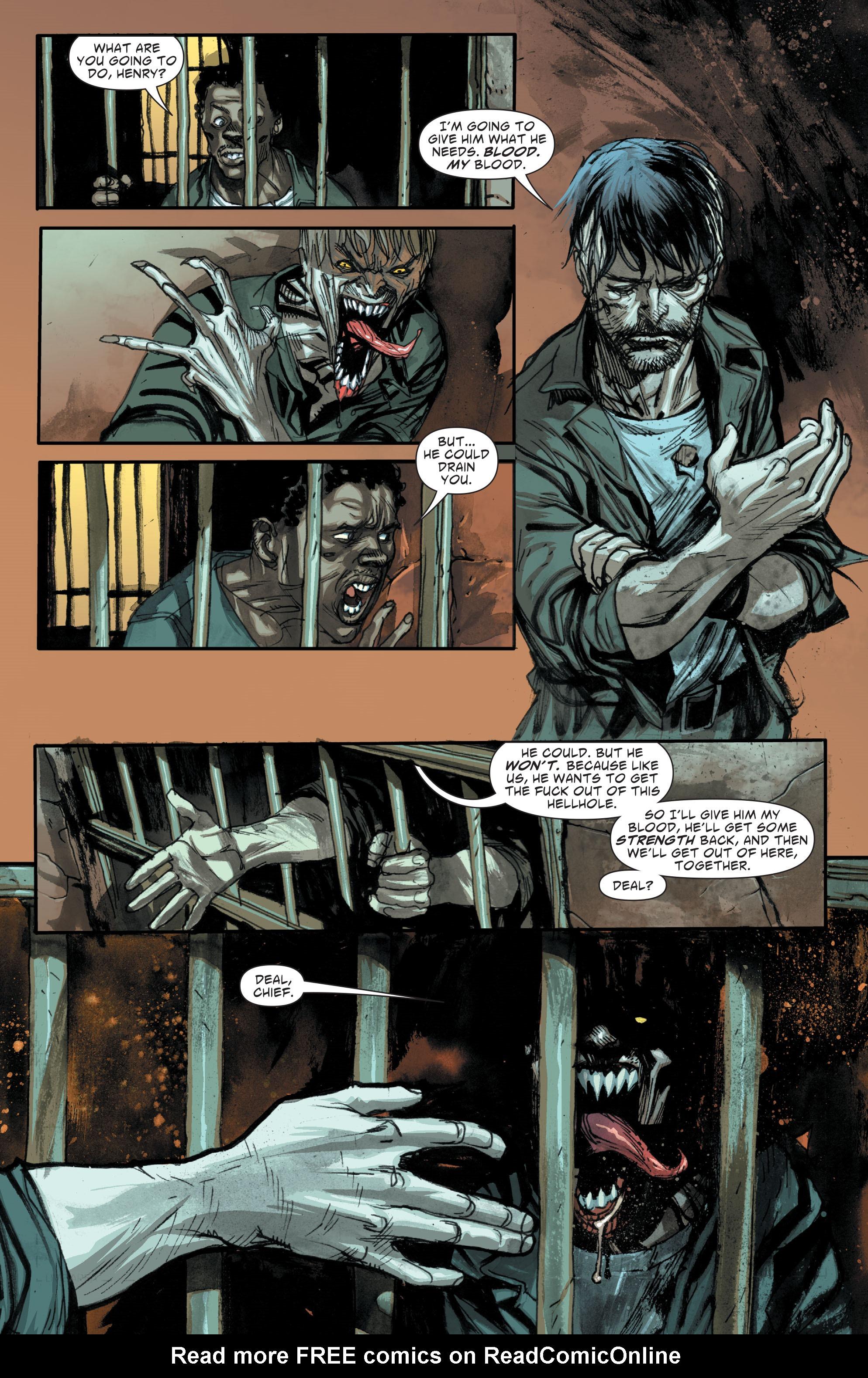 Read online American Vampire comic -  Issue #16 - 17