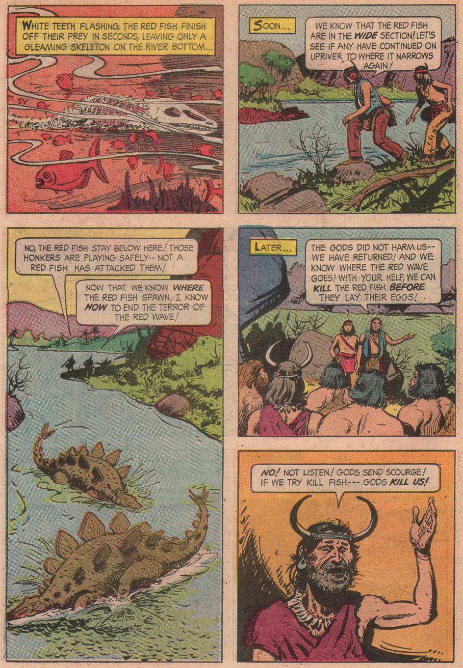 Read online Turok, Son of Stone comic -  Issue #51 - 30