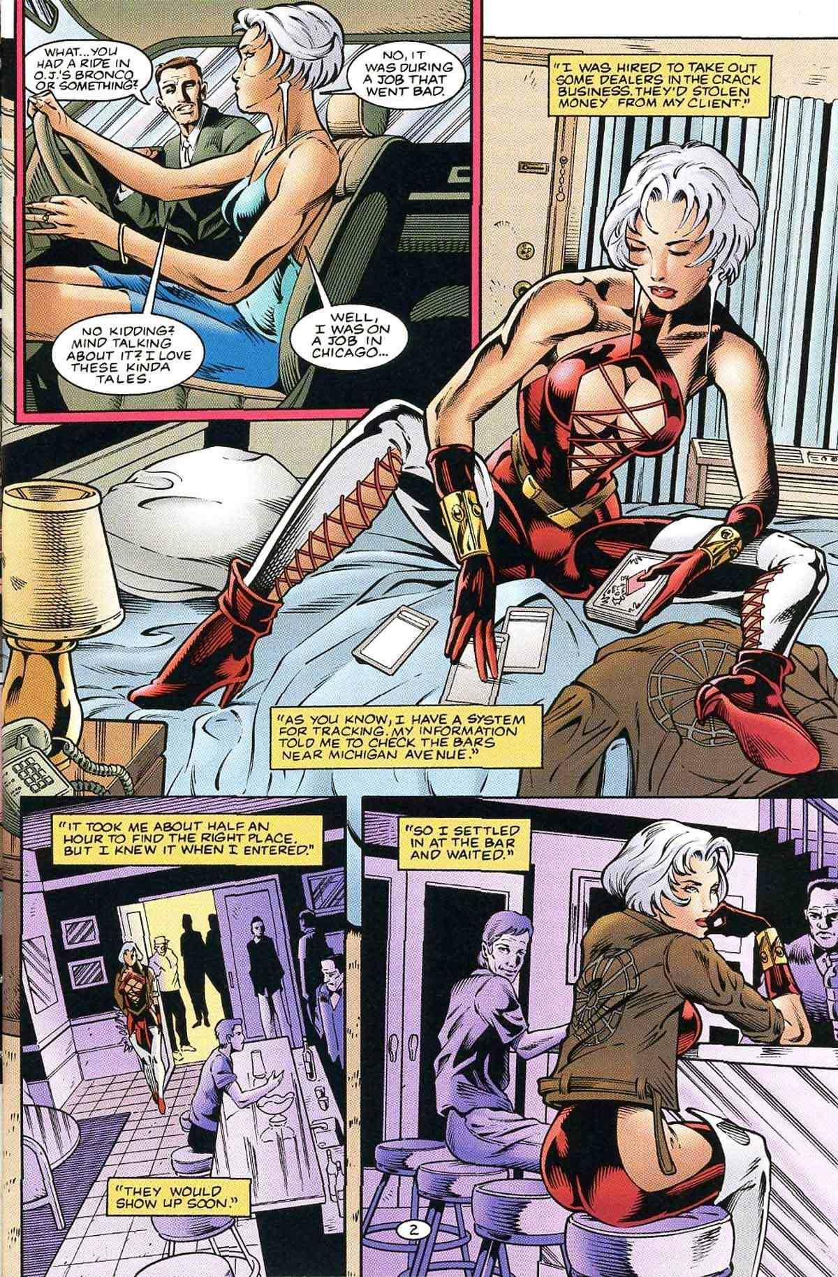 Read online Ultraverse Premiere comic -  Issue #10 - 13