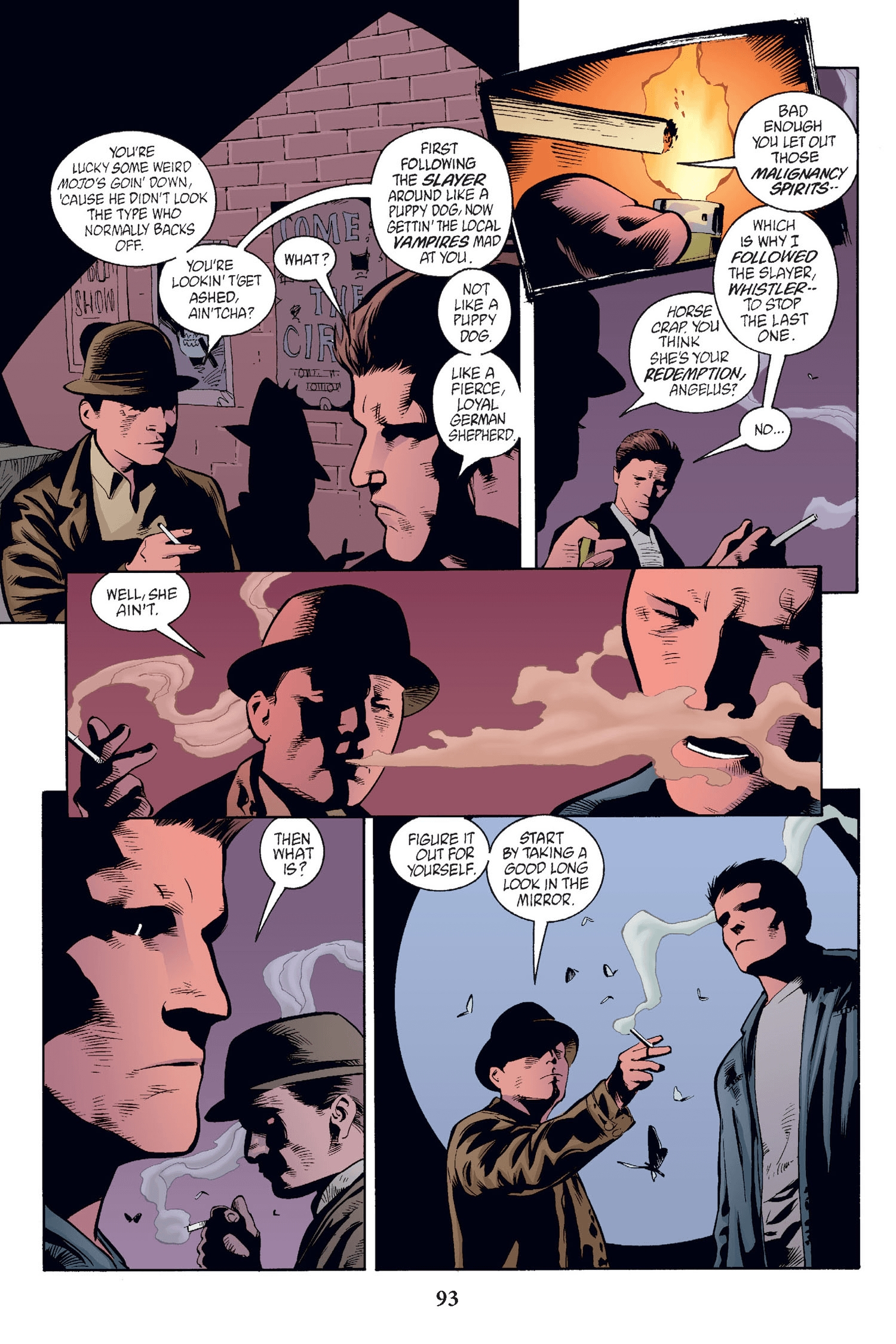 Read online Buffy the Vampire Slayer: Omnibus comic -  Issue # TPB 2 - 90