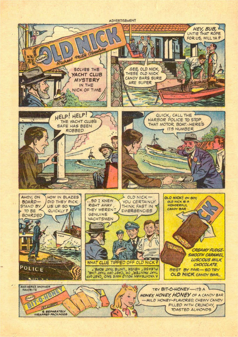 Read online Sensation (Mystery) Comics comic -  Issue #84 - 16