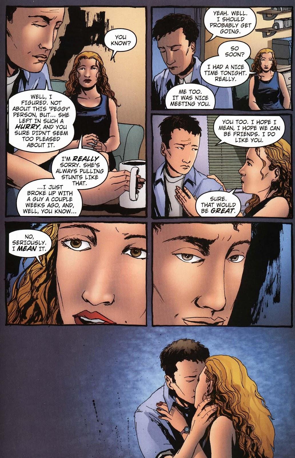 Read online Vampire the Masquerade comic -  Issue # Ventrue - 11