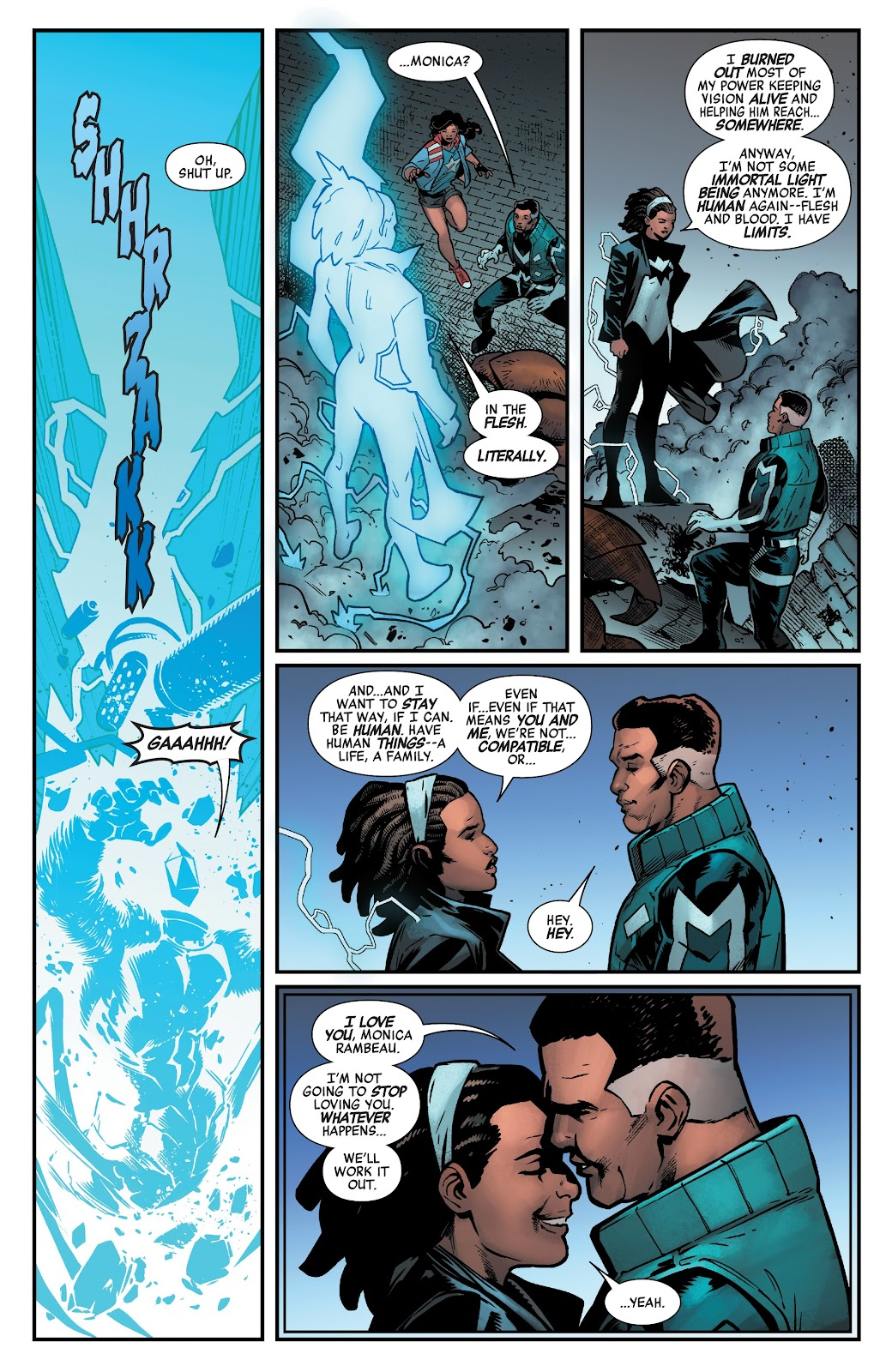 Read online Avengers No Road Home comic -  Issue #10 - 22