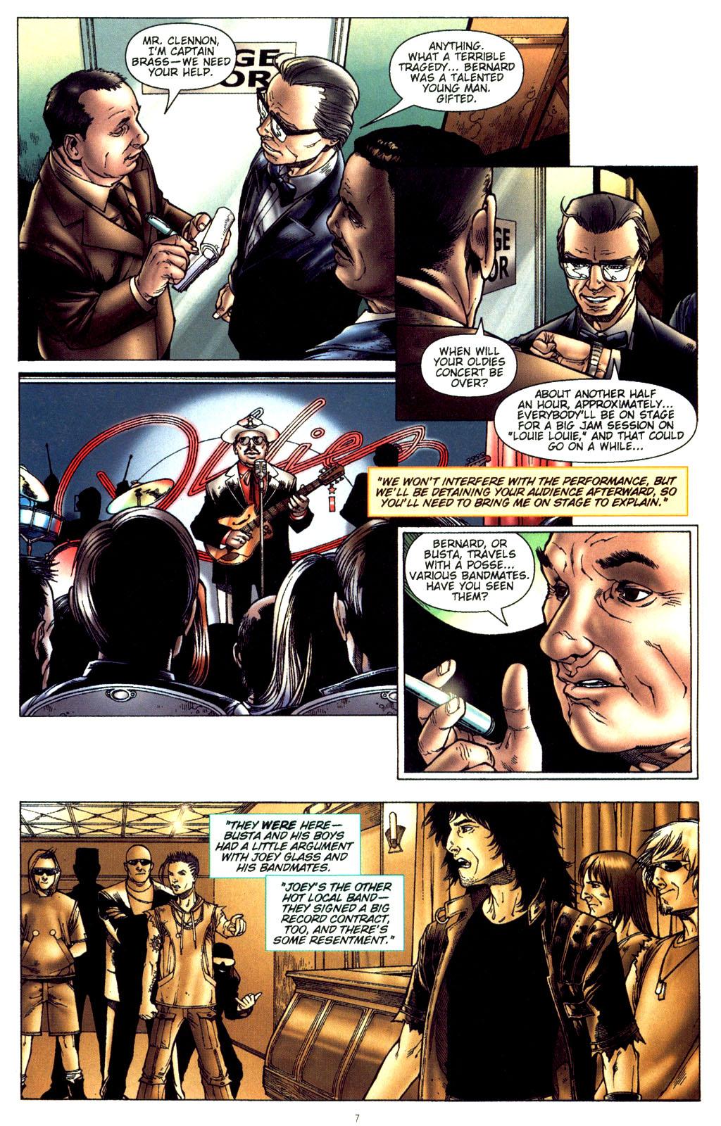 Read online CSI: Crime Scene Investigation: Bad Rap comic -  Issue #2 - 8