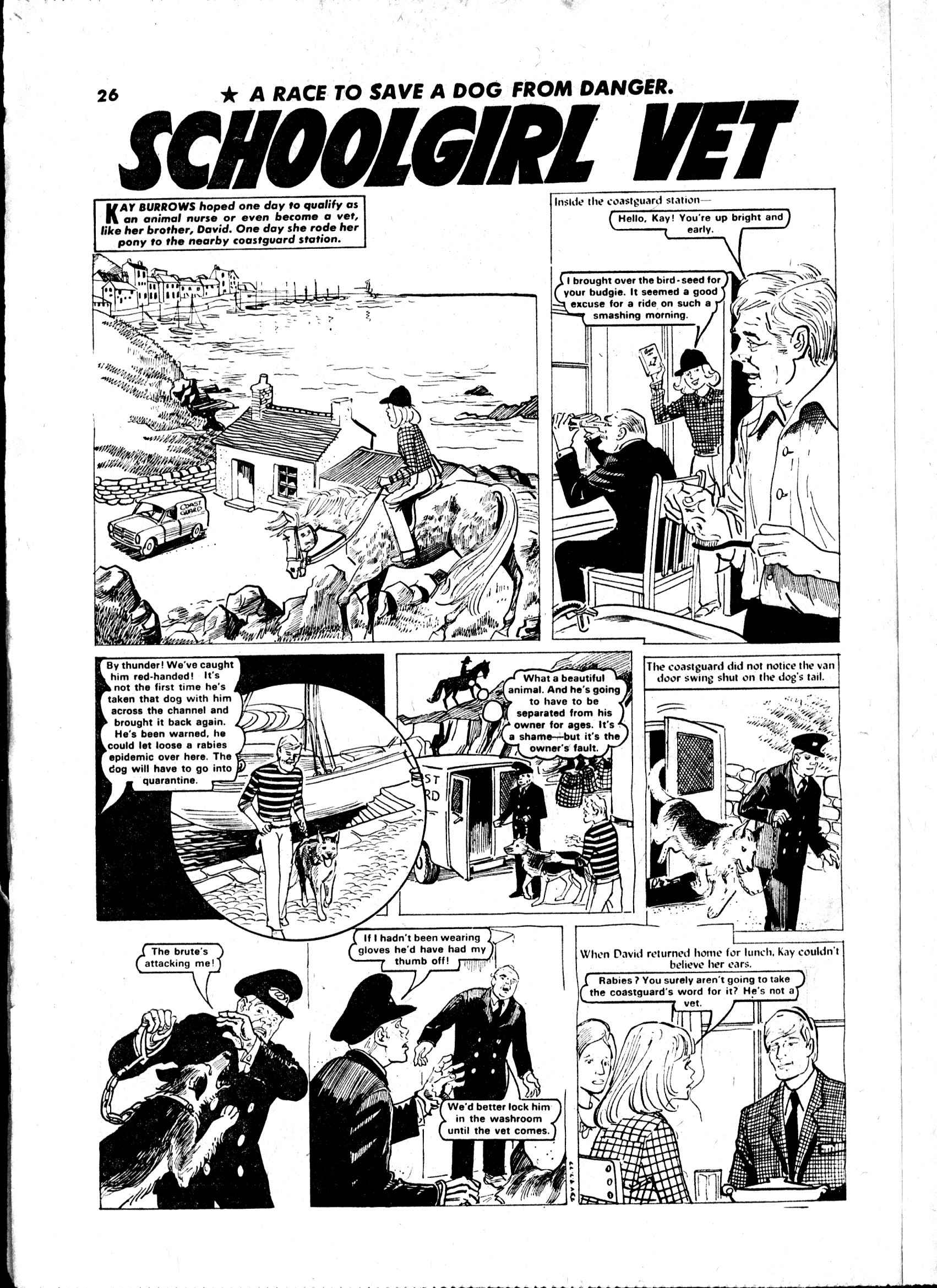 Read online Judy comic -  Issue #913 - 26