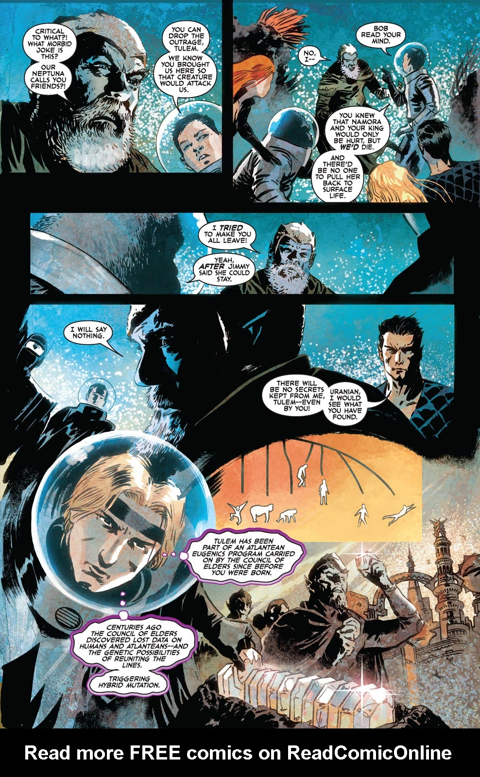 Read online Agents Of Atlas (2009) comic -  Issue #7 - 13