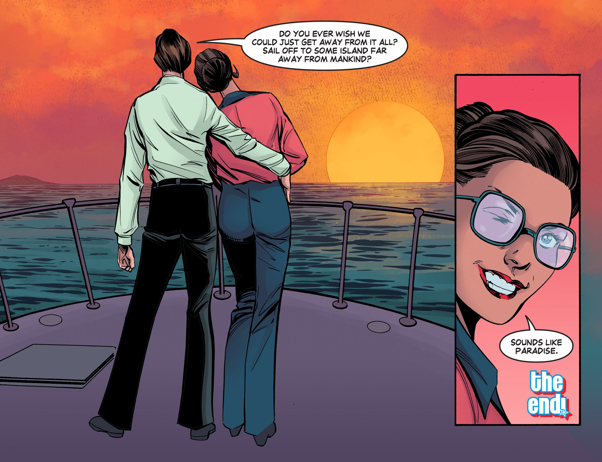 Read online Wonder Woman '77 [I] comic -  Issue #20 - 22