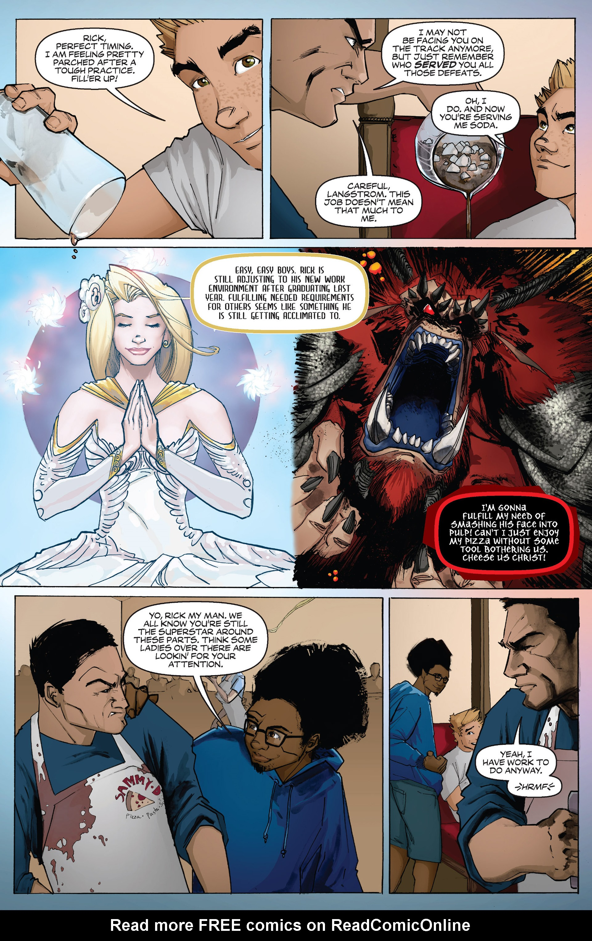 Read online Shrugged (2013) comic -  Issue #3 - 11