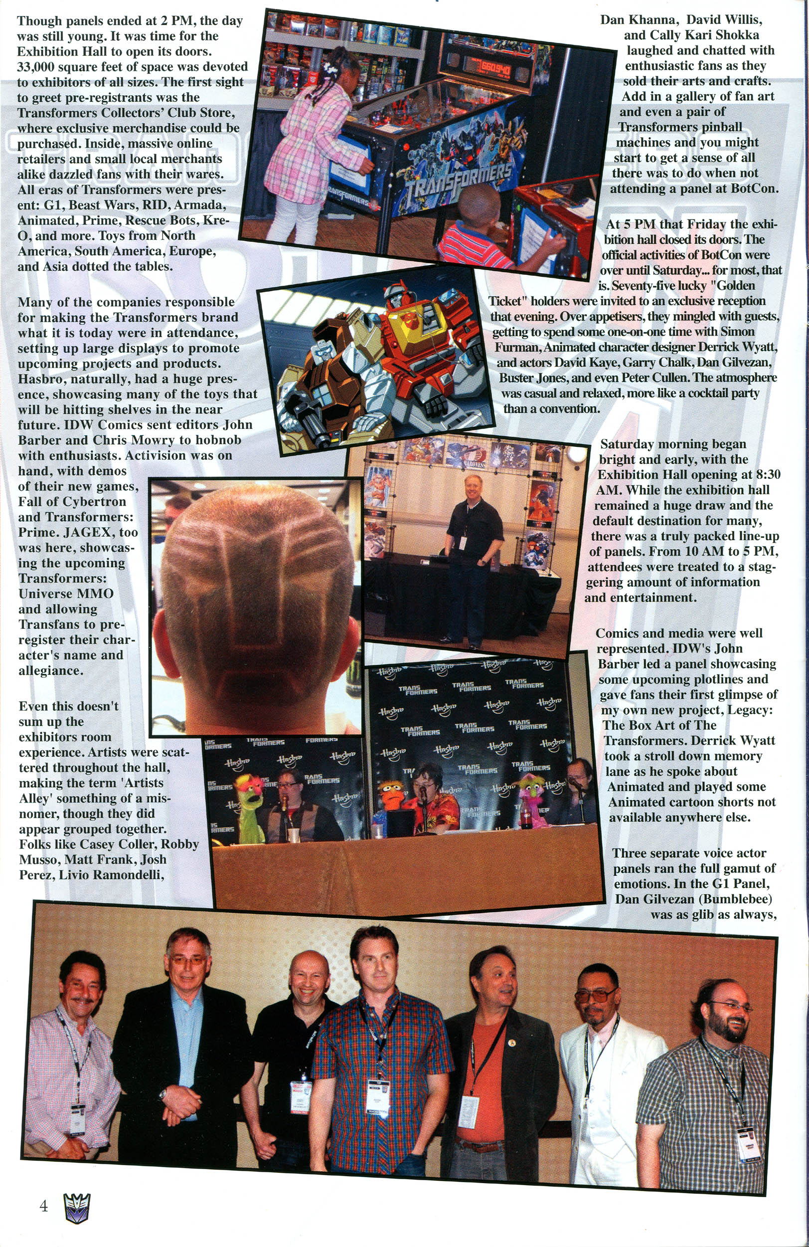 Read online Transformers: Collectors' Club comic -  Issue #45 - 4