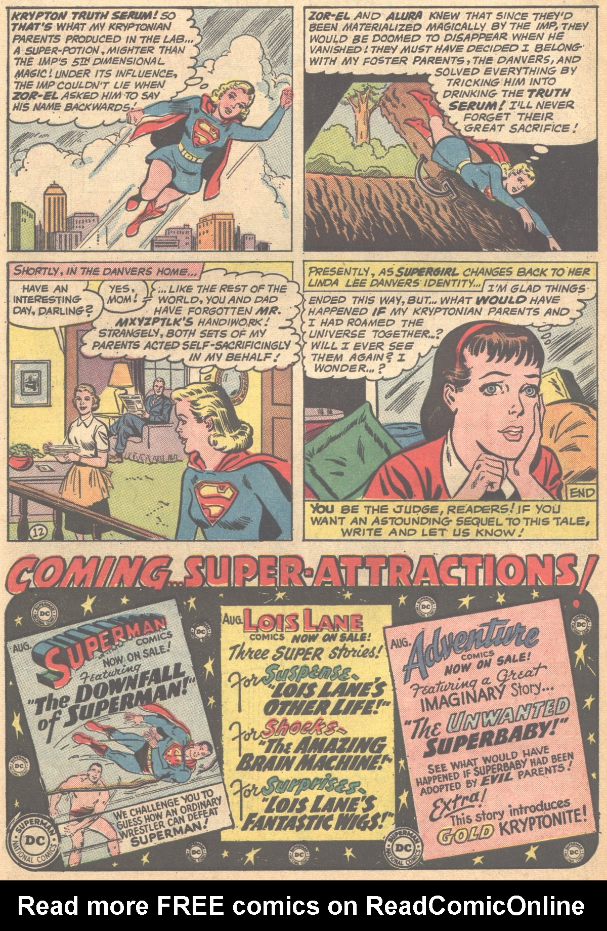 Read online Action Comics (1938) comic -  Issue #291 - 30