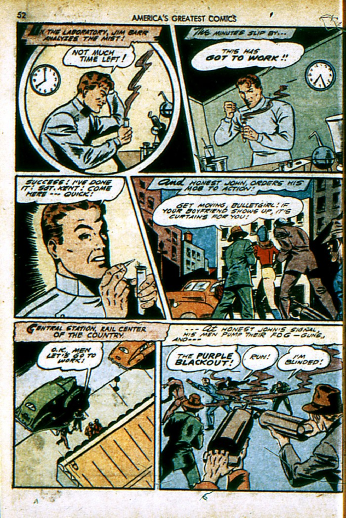 Read online America's Greatest Comics comic -  Issue #4 - 52