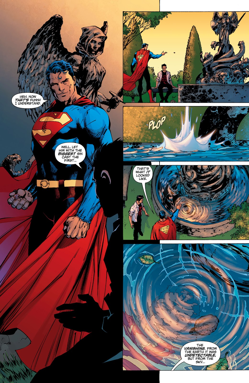 Read online Superman: For Tomorrow comic -  Issue # TPB (Part 1) - 46