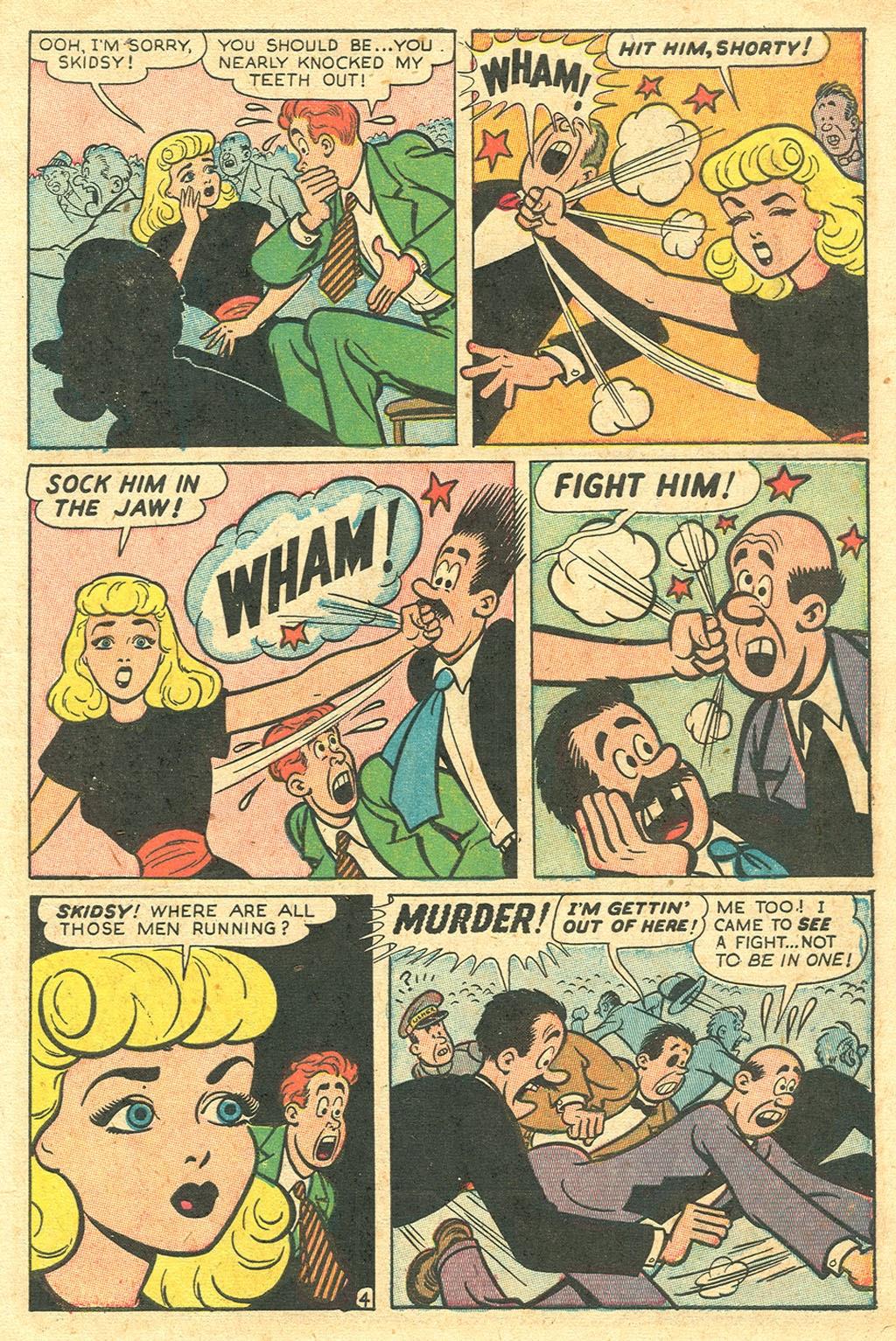 Tessie the Typist issue 11 - Page 7