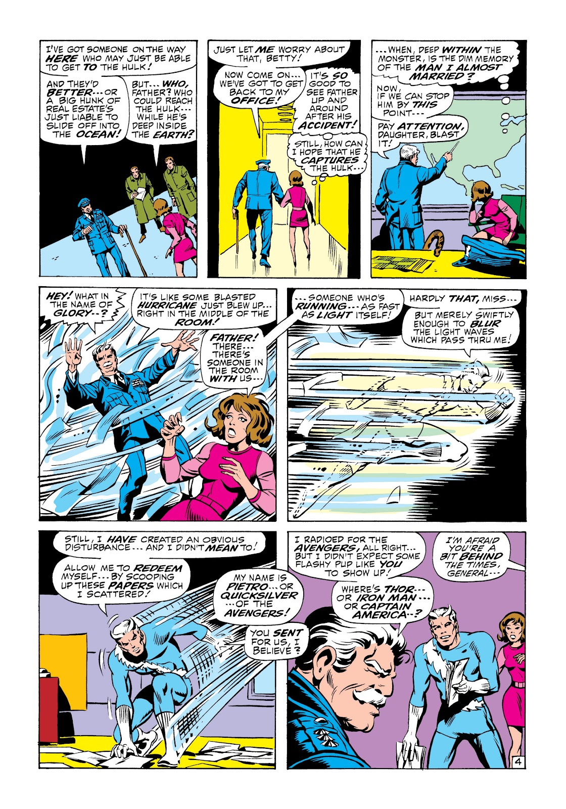 Read online Marvel Masterworks: The Incredible Hulk comic -  Issue # TPB 6 (Part 2) - 38