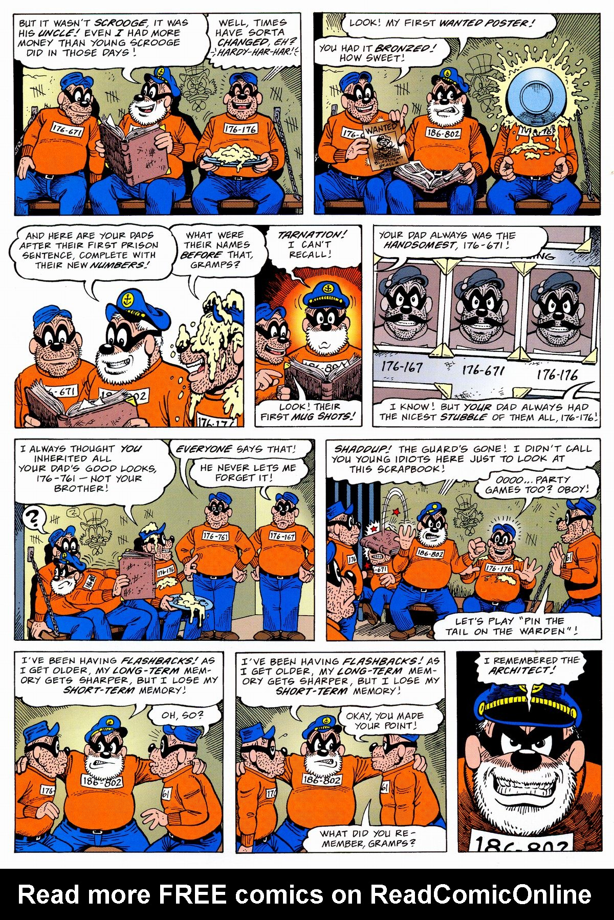 Read online Uncle Scrooge (1953) comic -  Issue #325 - 4