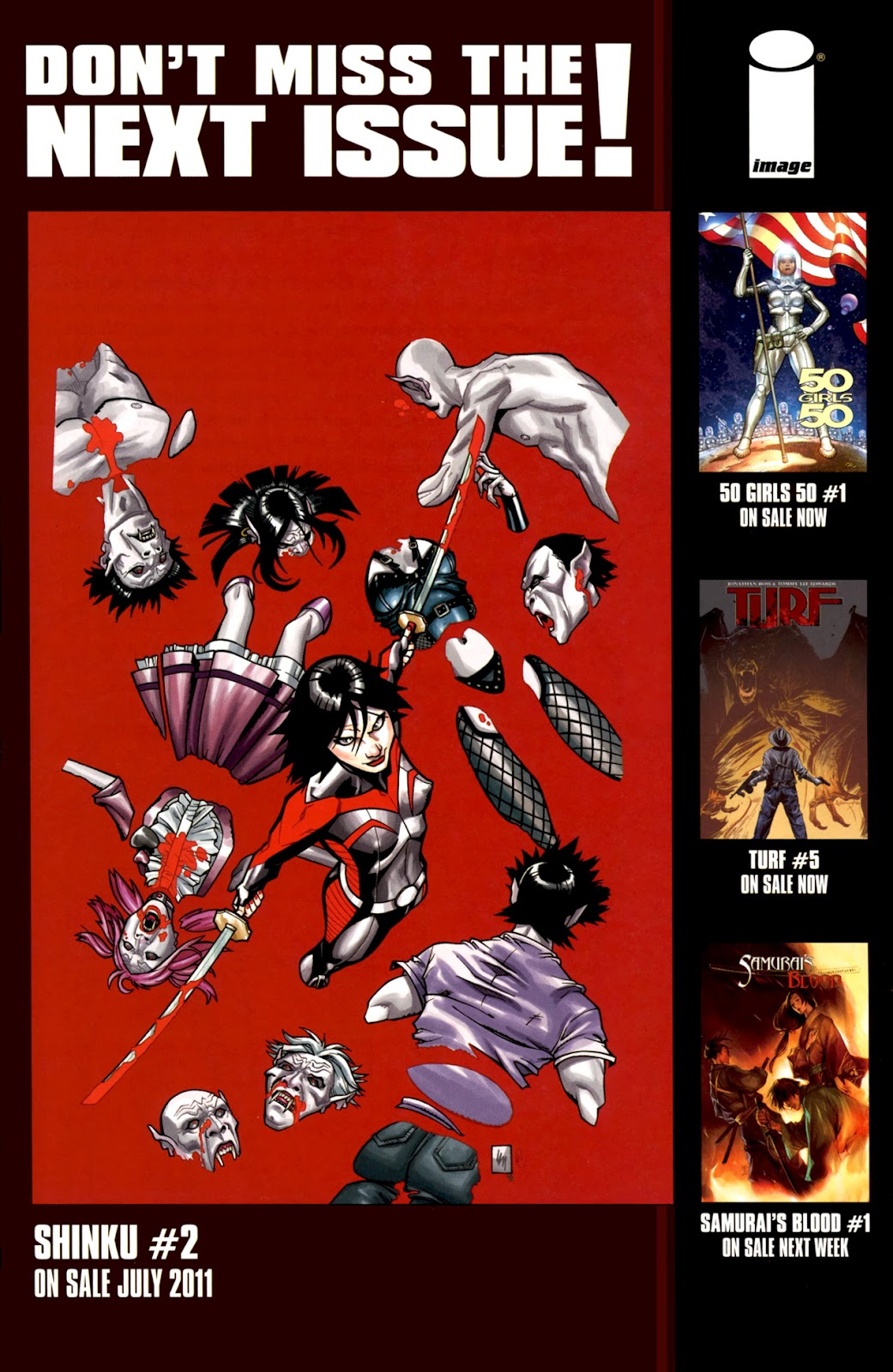 Read online Shinku comic -  Issue #1 - 22