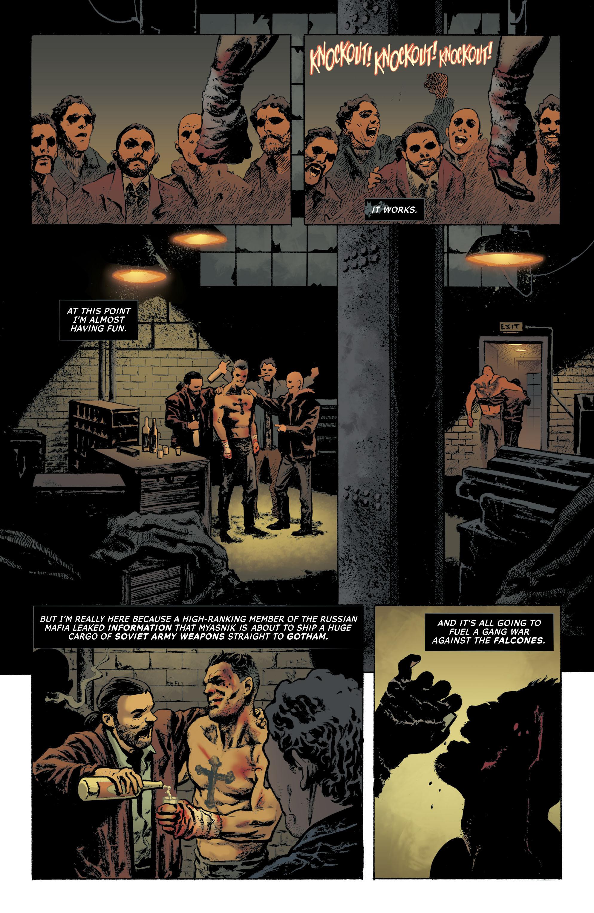 Read online All-Star Batman comic -  Issue #10 - 32