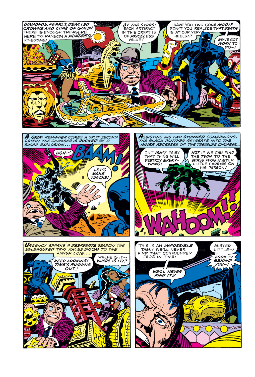 Black Panther (1977) issue 3 - Page 17