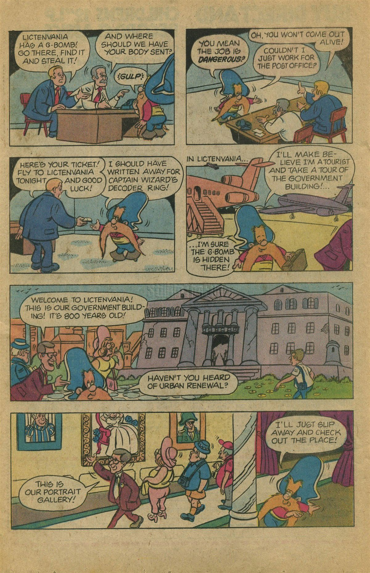 Yosemite Sam and Bugs Bunny issue 60 - Page 20