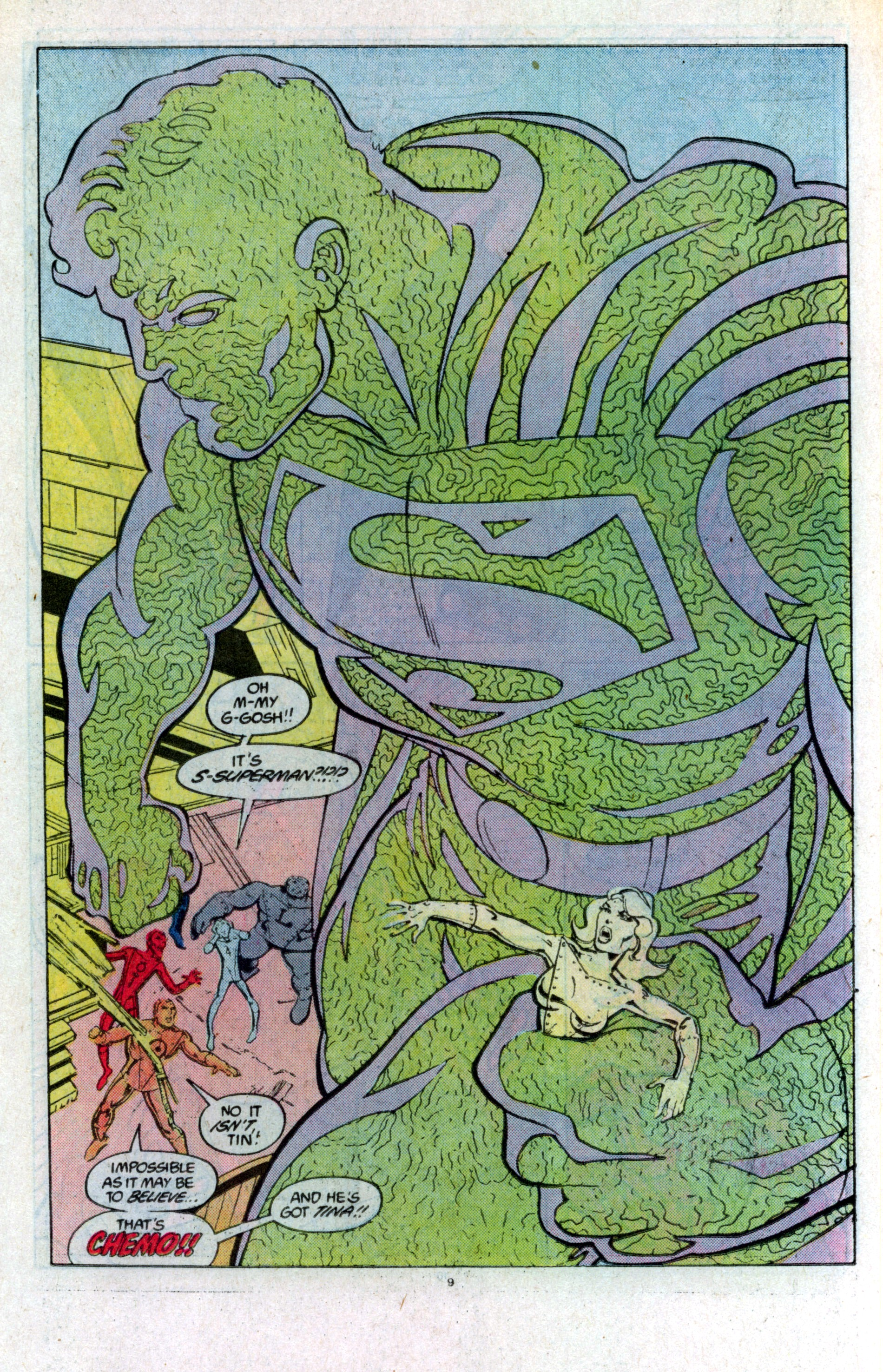 Action Comics (1938) 590 Page 9