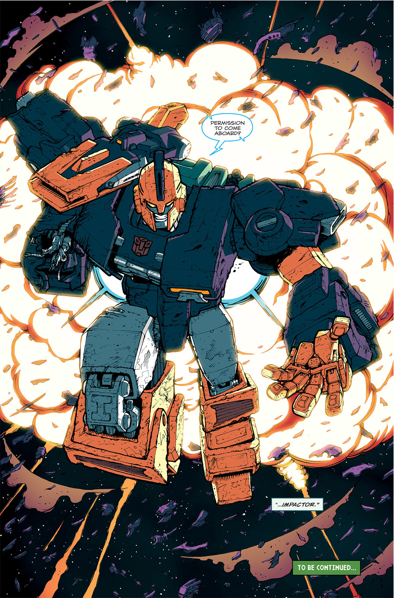Read online Transformers: Last Stand of The Wreckers comic -  Issue #1 - 27