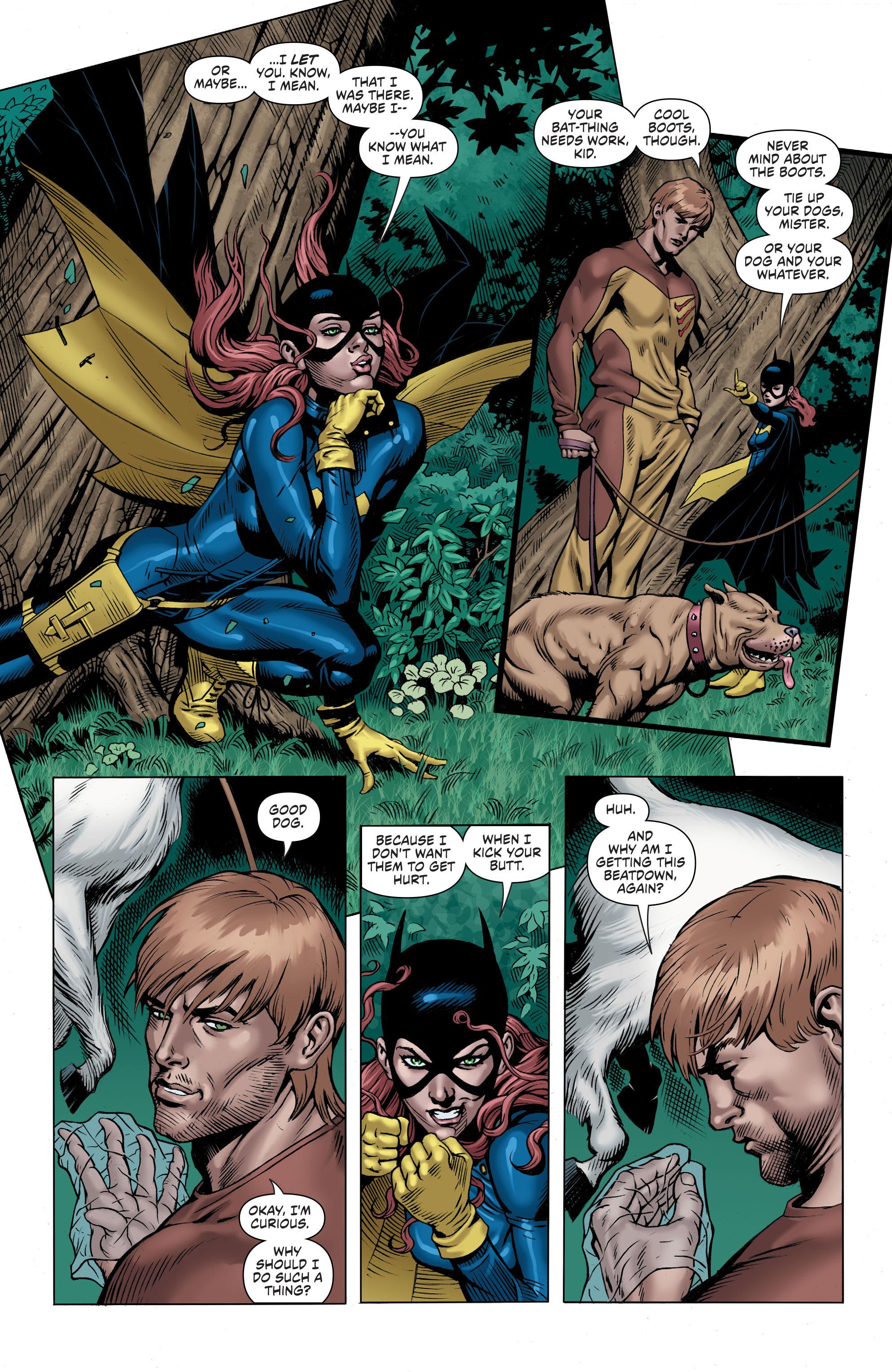 Read online Secret Six (2015) comic -  Issue #11 - 7