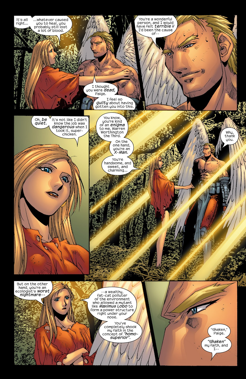 Read online X-Men: Unstoppable comic -  Issue # TPB (Part 3) - 52