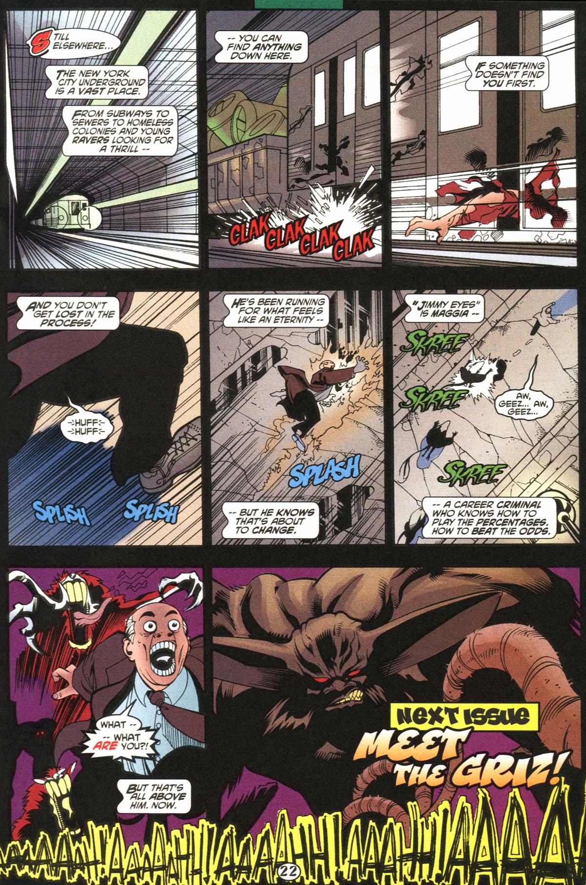 Read online Slingers comic -  Issue #6 - 23
