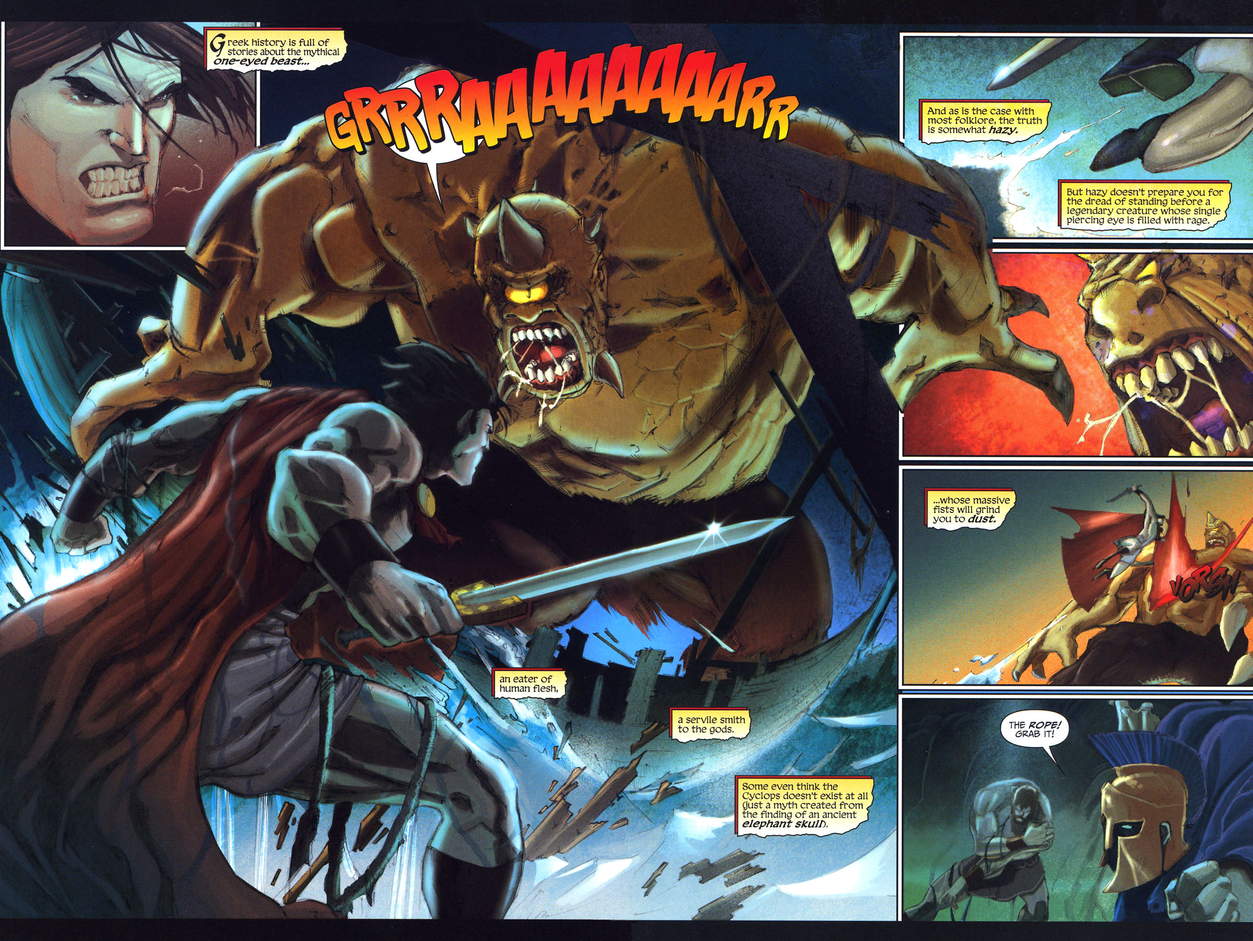 Read online Wrath of the Titans comic -  Issue #2 - 24