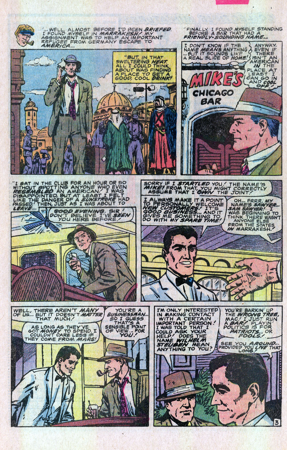 Read online Sgt. Fury comic -  Issue #166 - 5