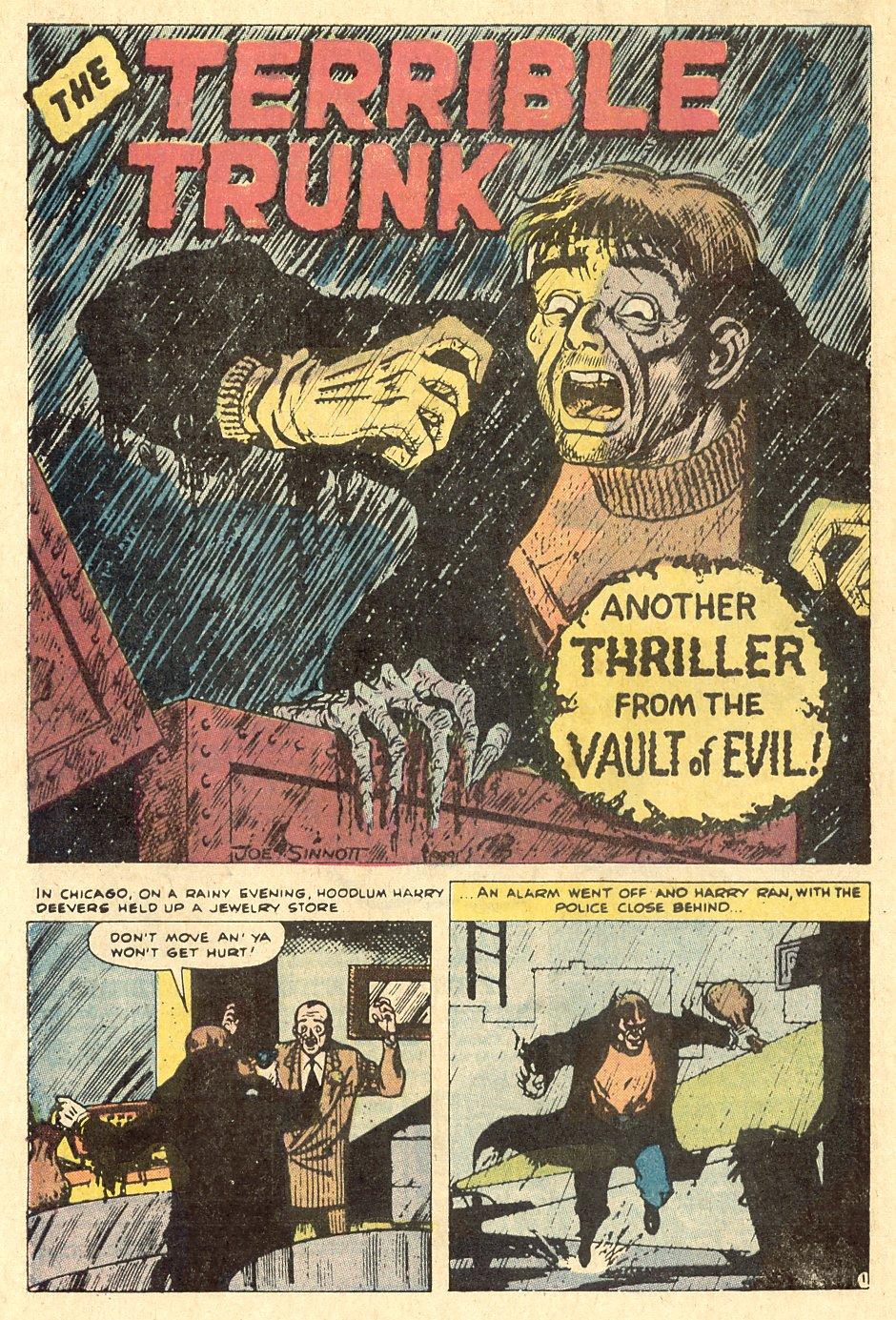 Read online Adventures into Weird Worlds comic -  Issue #5 - 13
