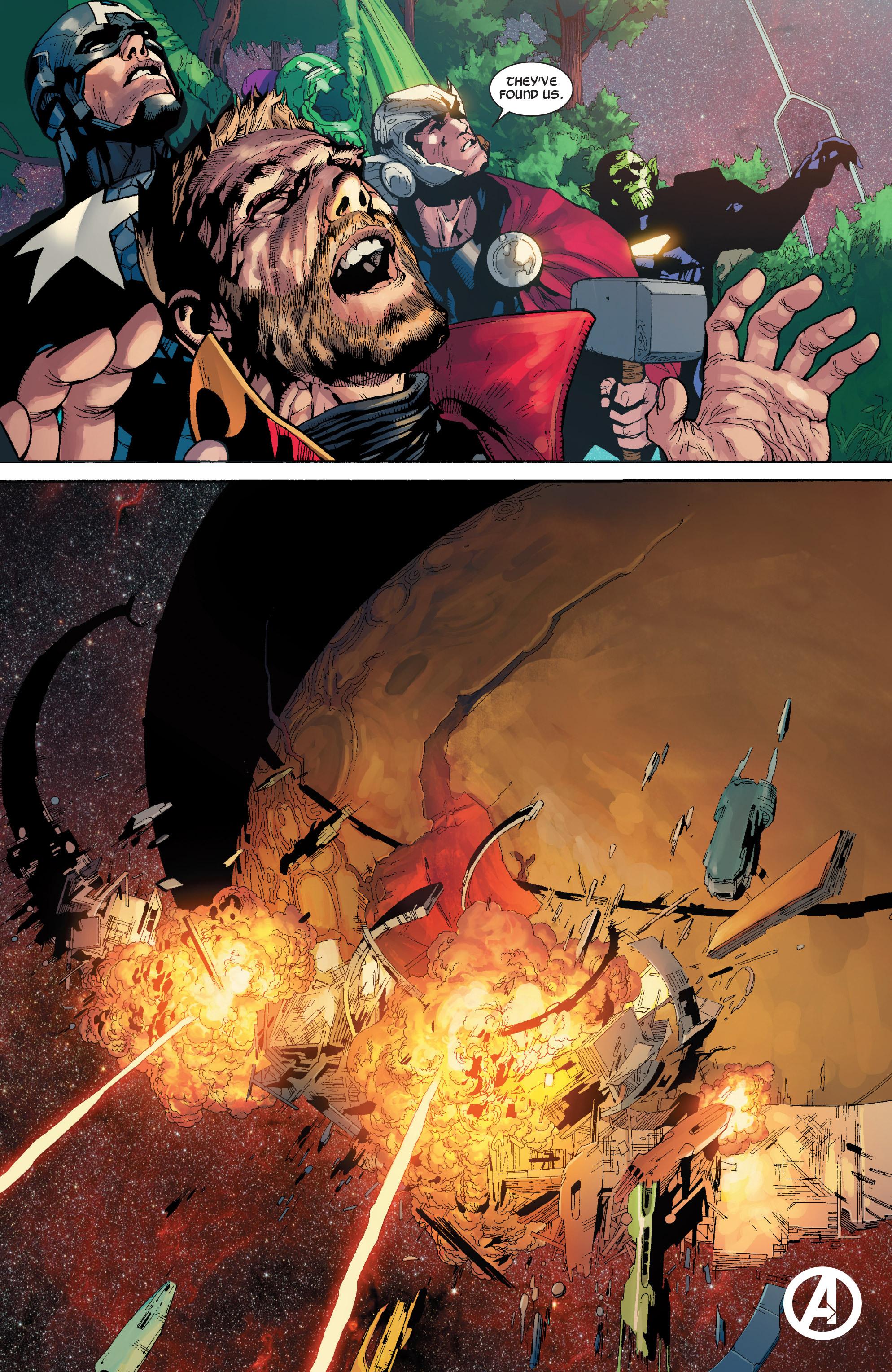 Read online Avengers (2013) comic -  Issue #Avengers (2013) _TPB 4 - 58