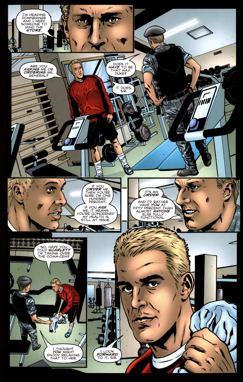 Read online G.I. Joe: Snake Eyes comic -  Issue #9 - 13