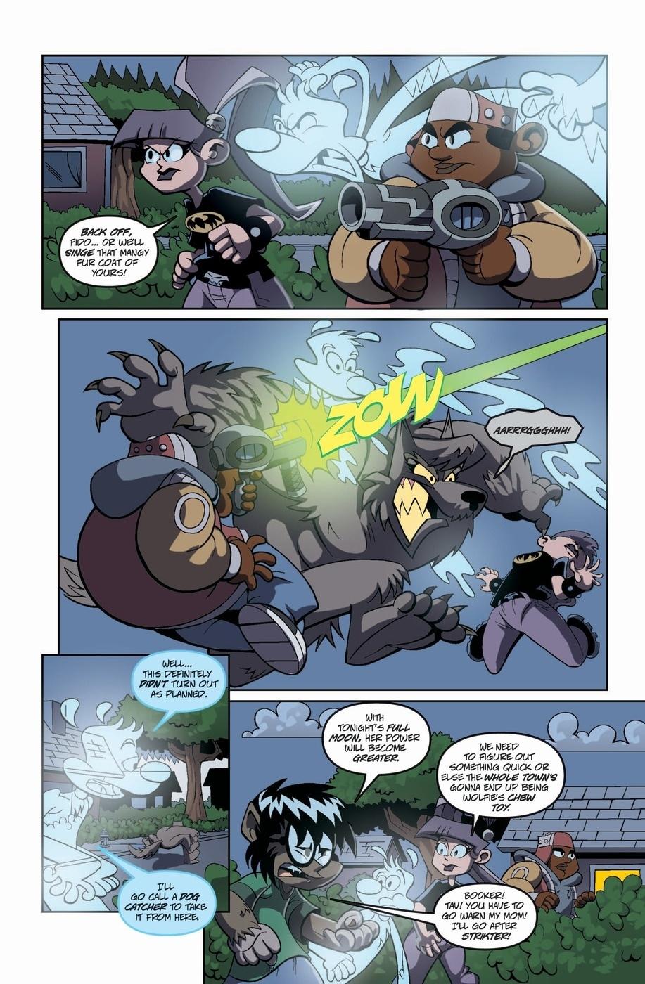 Read online Ralph Filmore comic -  Issue # Full - 97