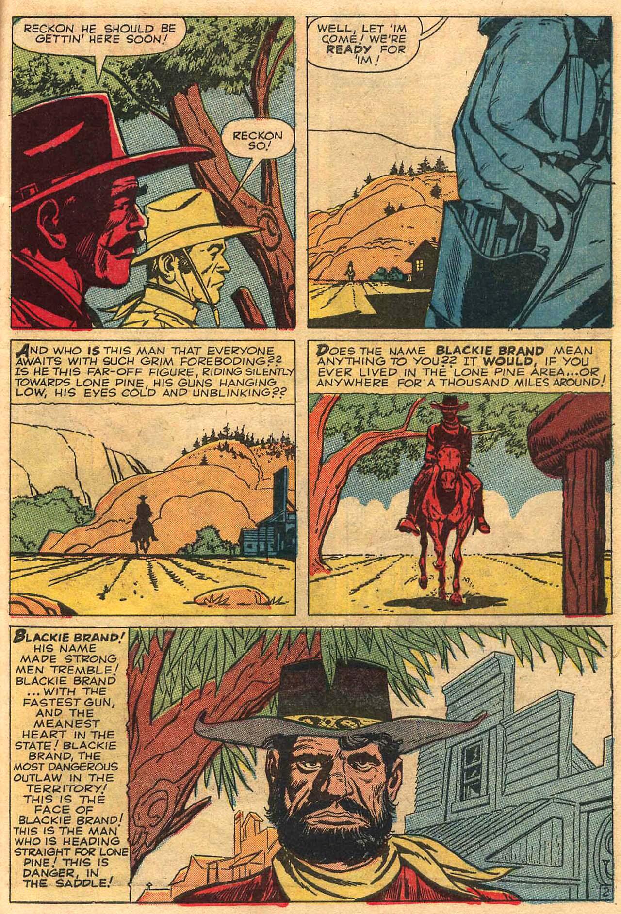 Read online Two-Gun Kid comic -  Issue #77 - 27