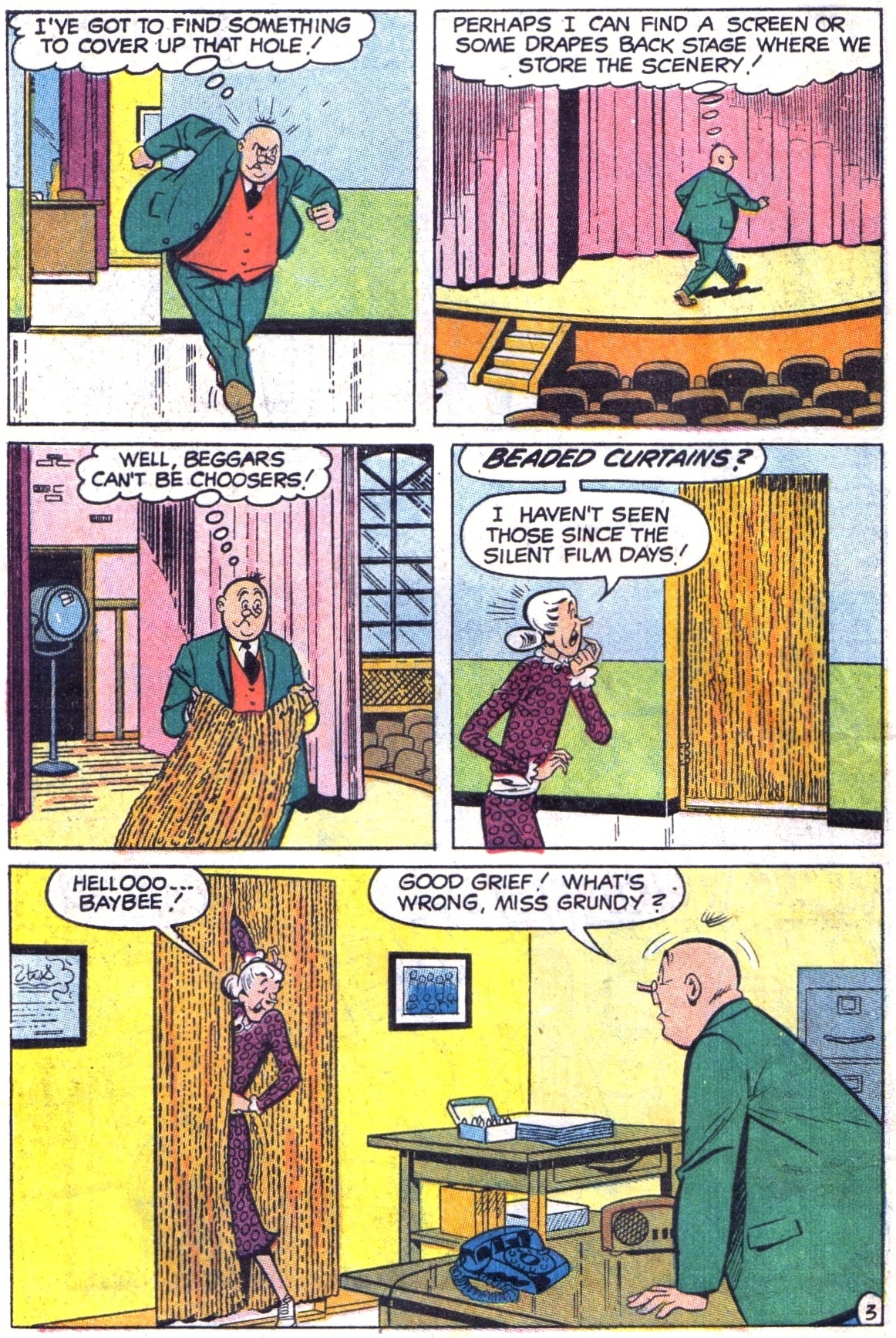 Read online Archie (1960) comic -  Issue #189 - 30