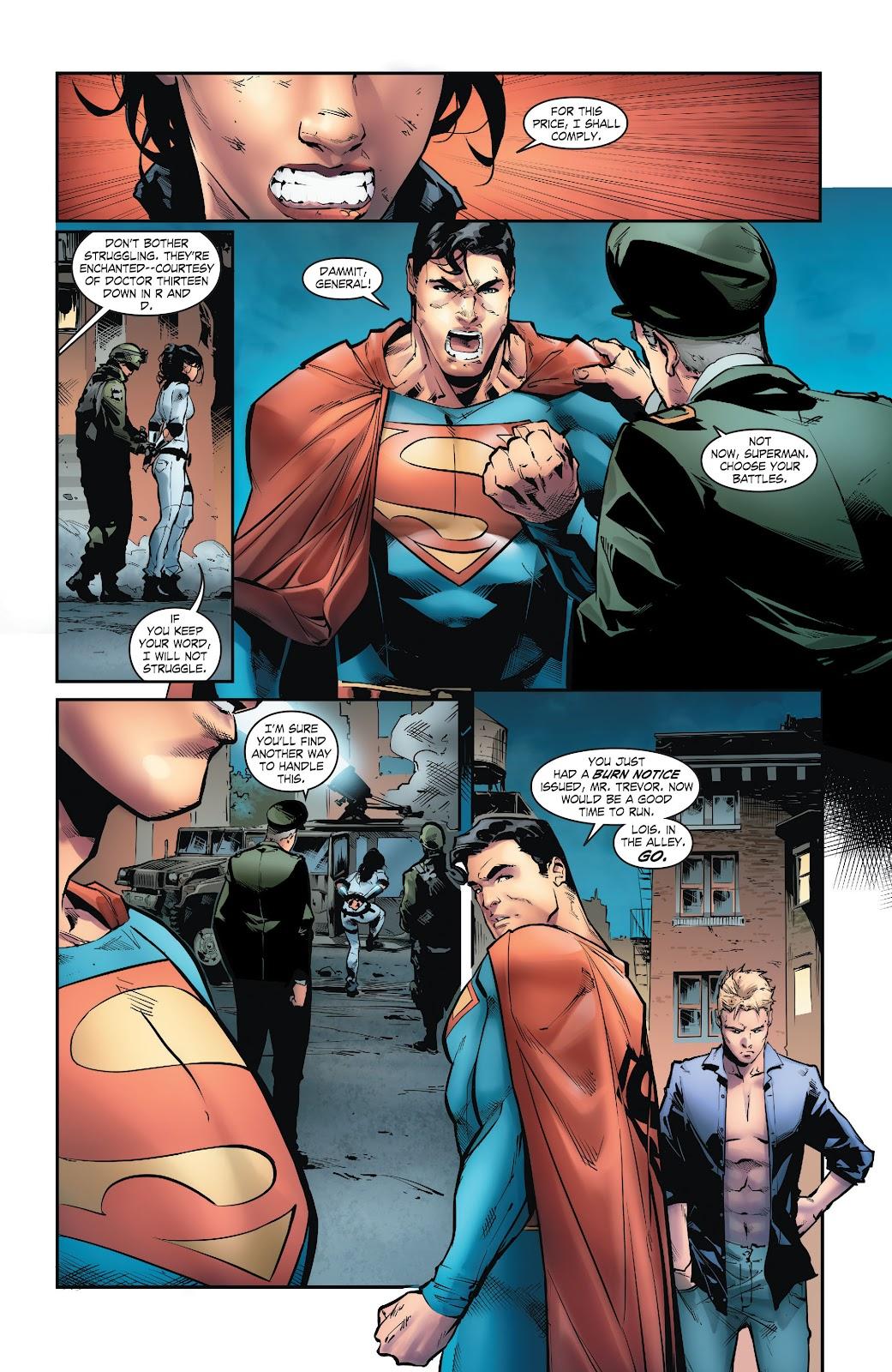 Read online Smallville Season 11 [II] comic -  Issue # TPB 5 - 67